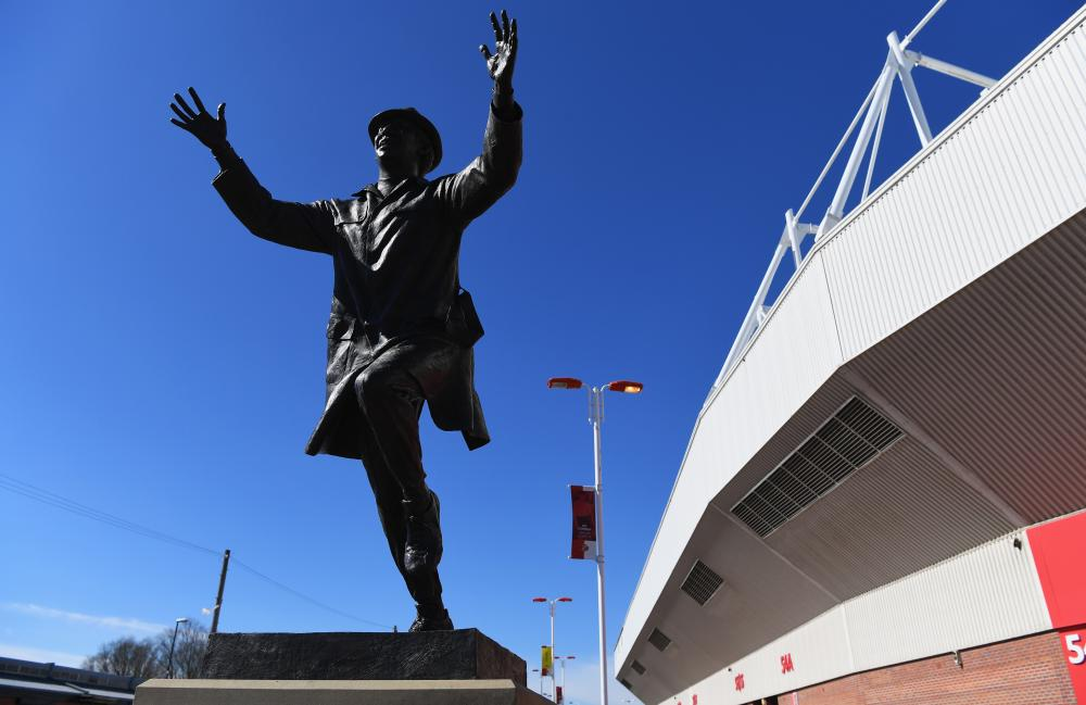 Bob Stokoe statue