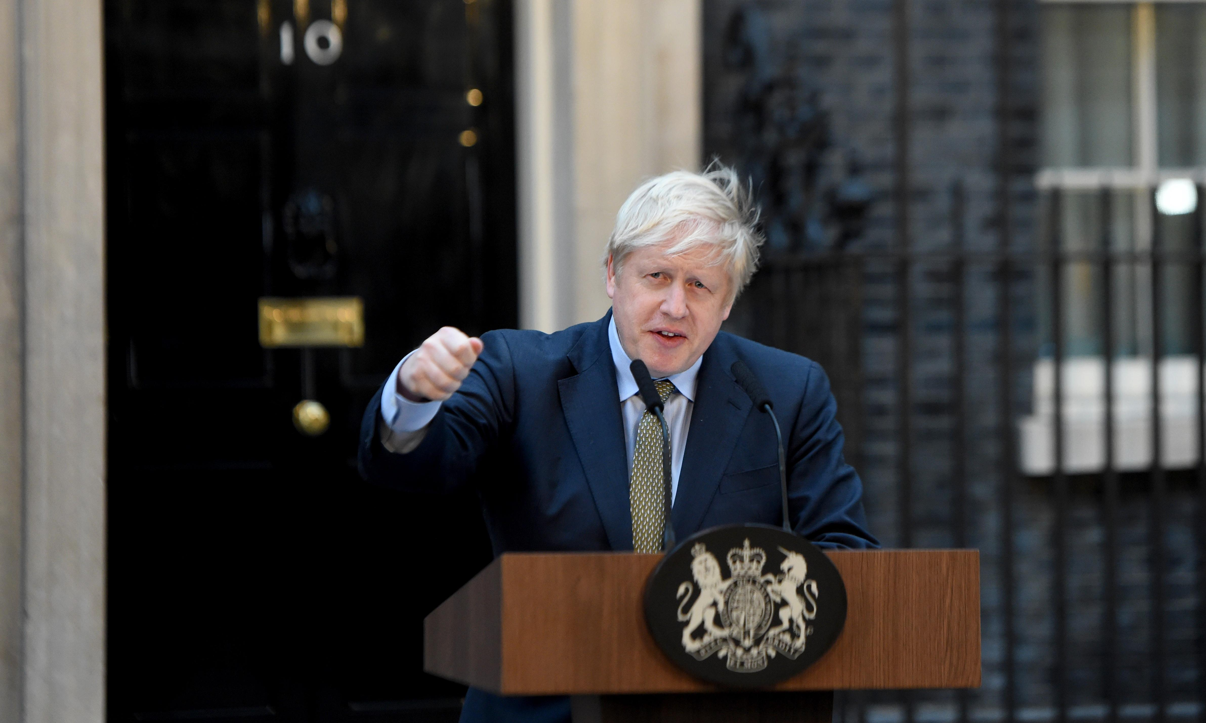If Boris Johnson is to heal Britain, telling the truth would be a good start