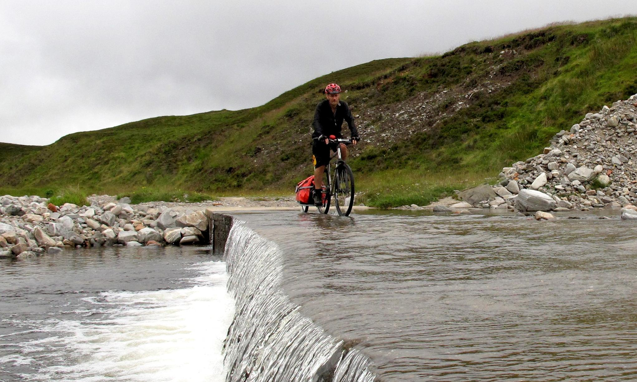 Two wheels, no rules: bikepacking across Scotland