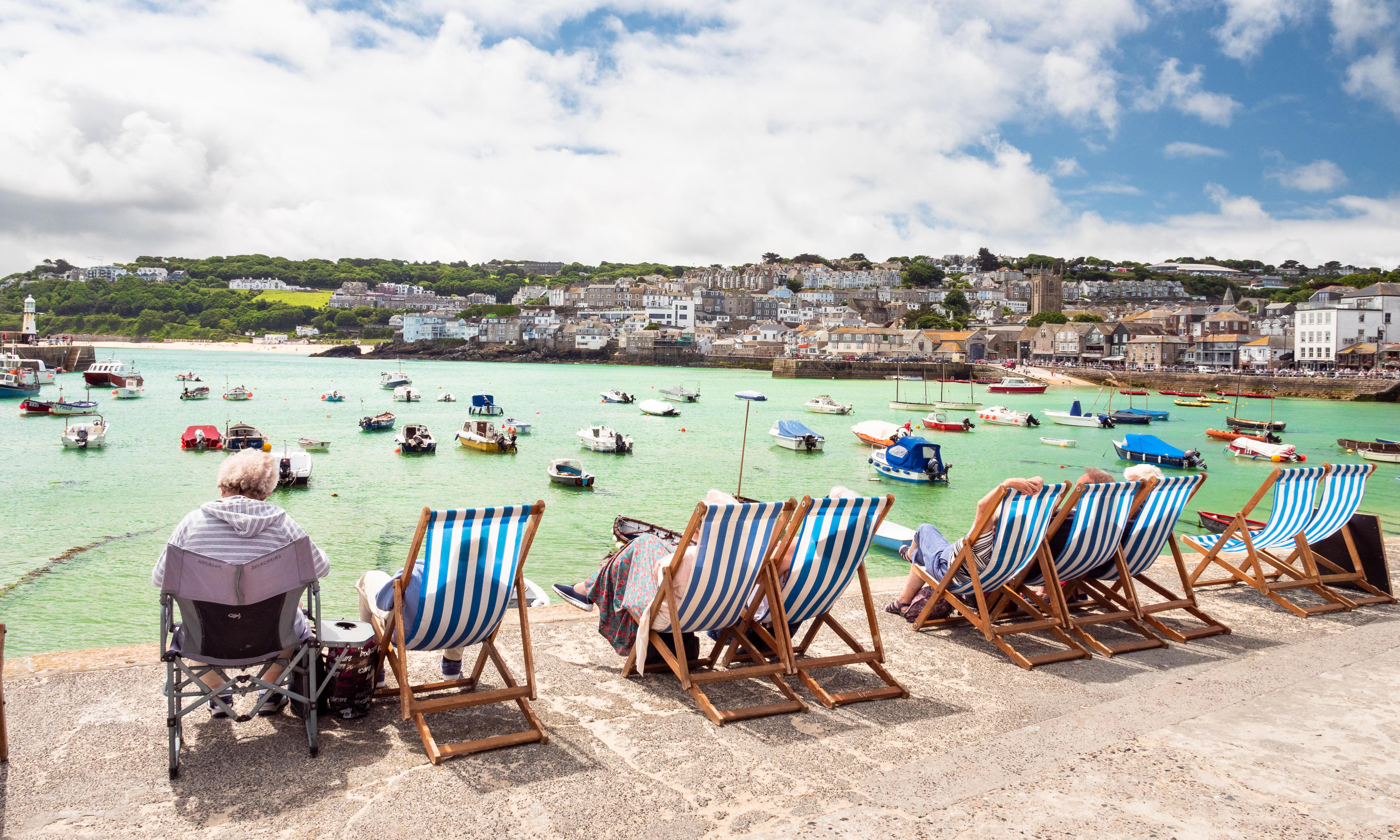 The trouble with St Ives' artists' colony – archive, 8 August 1960