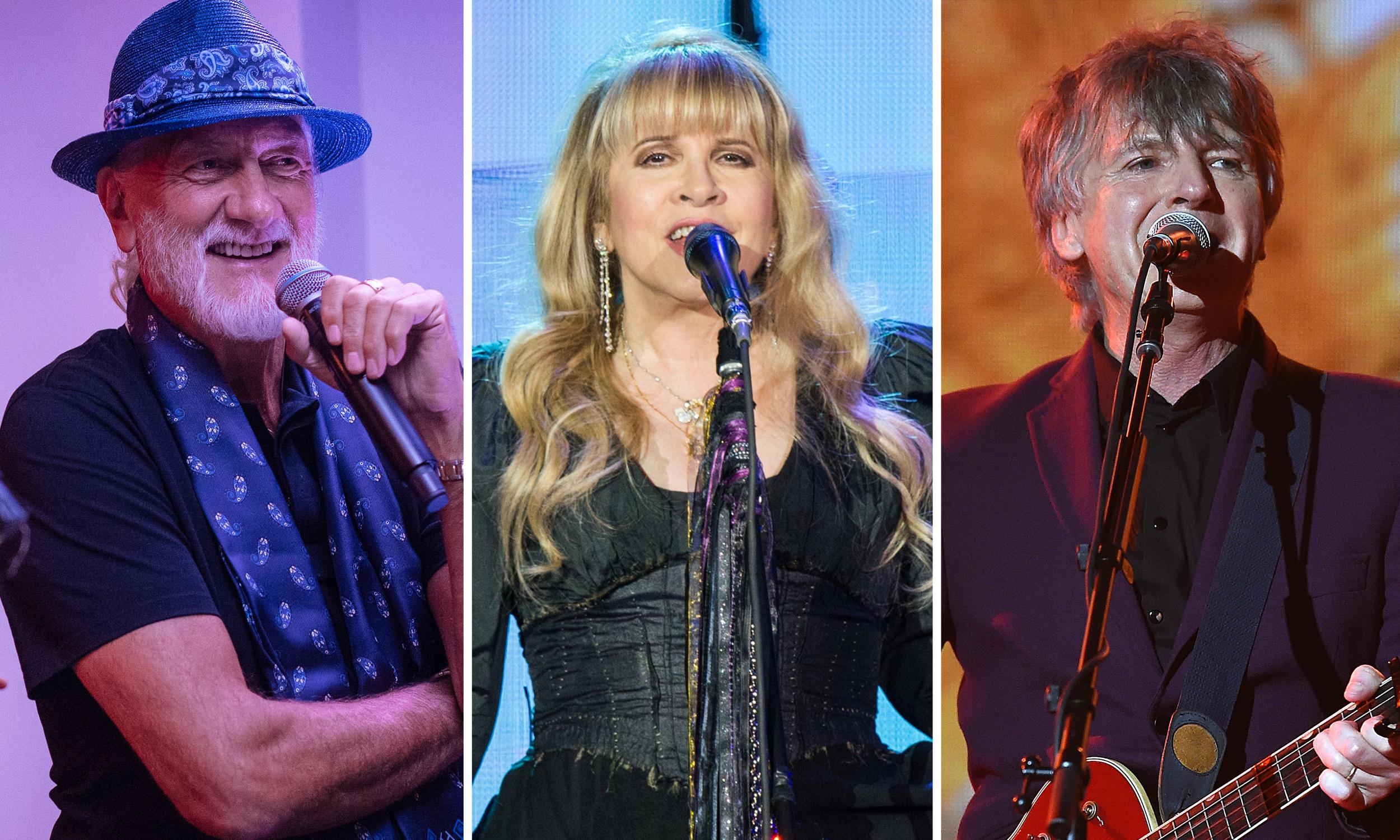'It's a love story really': Mick Fleetwood and Stevie Nicks on wooing Neil Finn