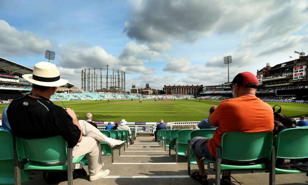 The Oval is one of the host venues for the ICC 2017 Champions Trophy.