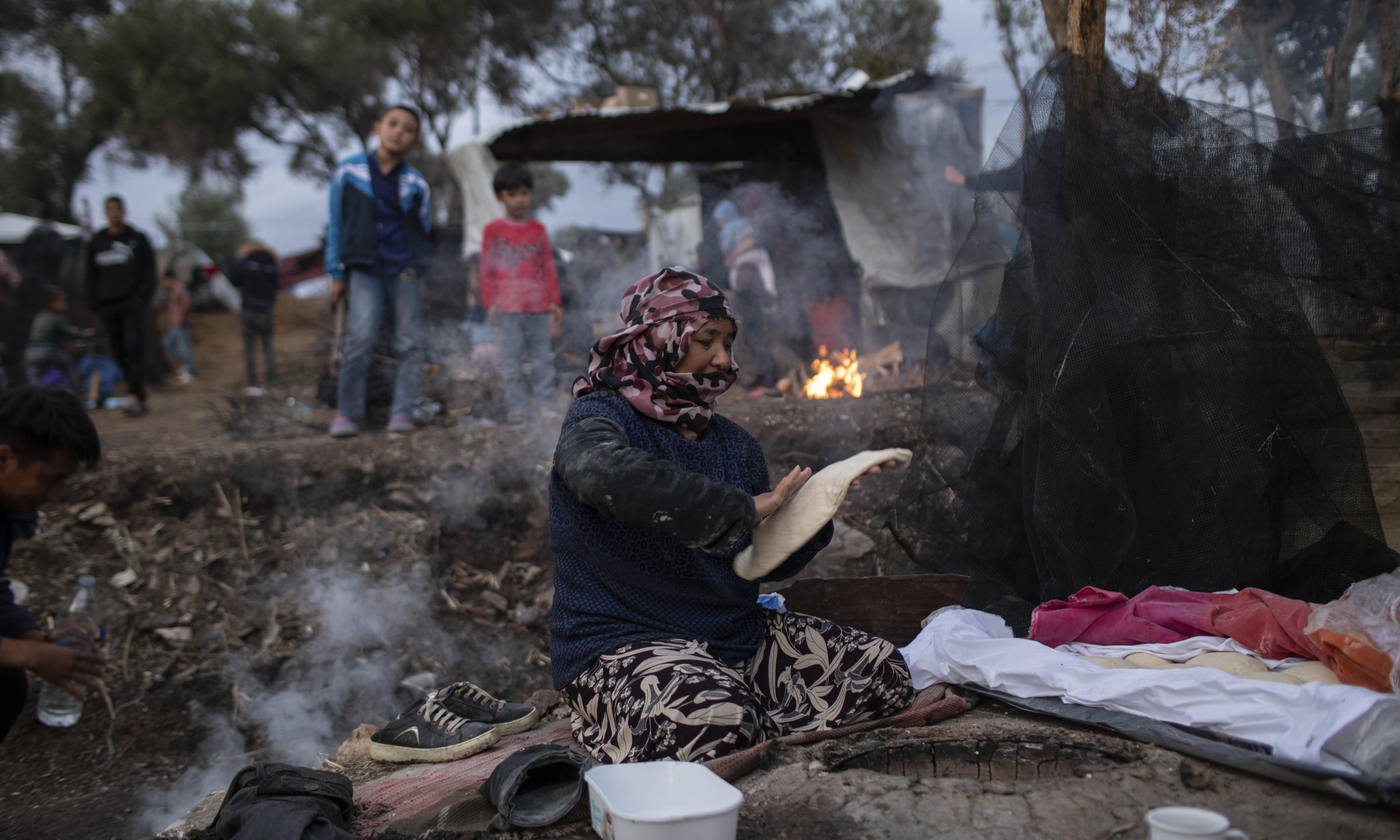 Turkish Syria offensive raises Greek fears of new refugee influx