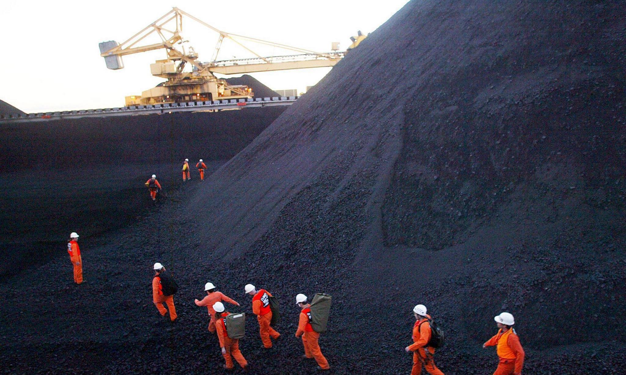 Coal Fate - Cover