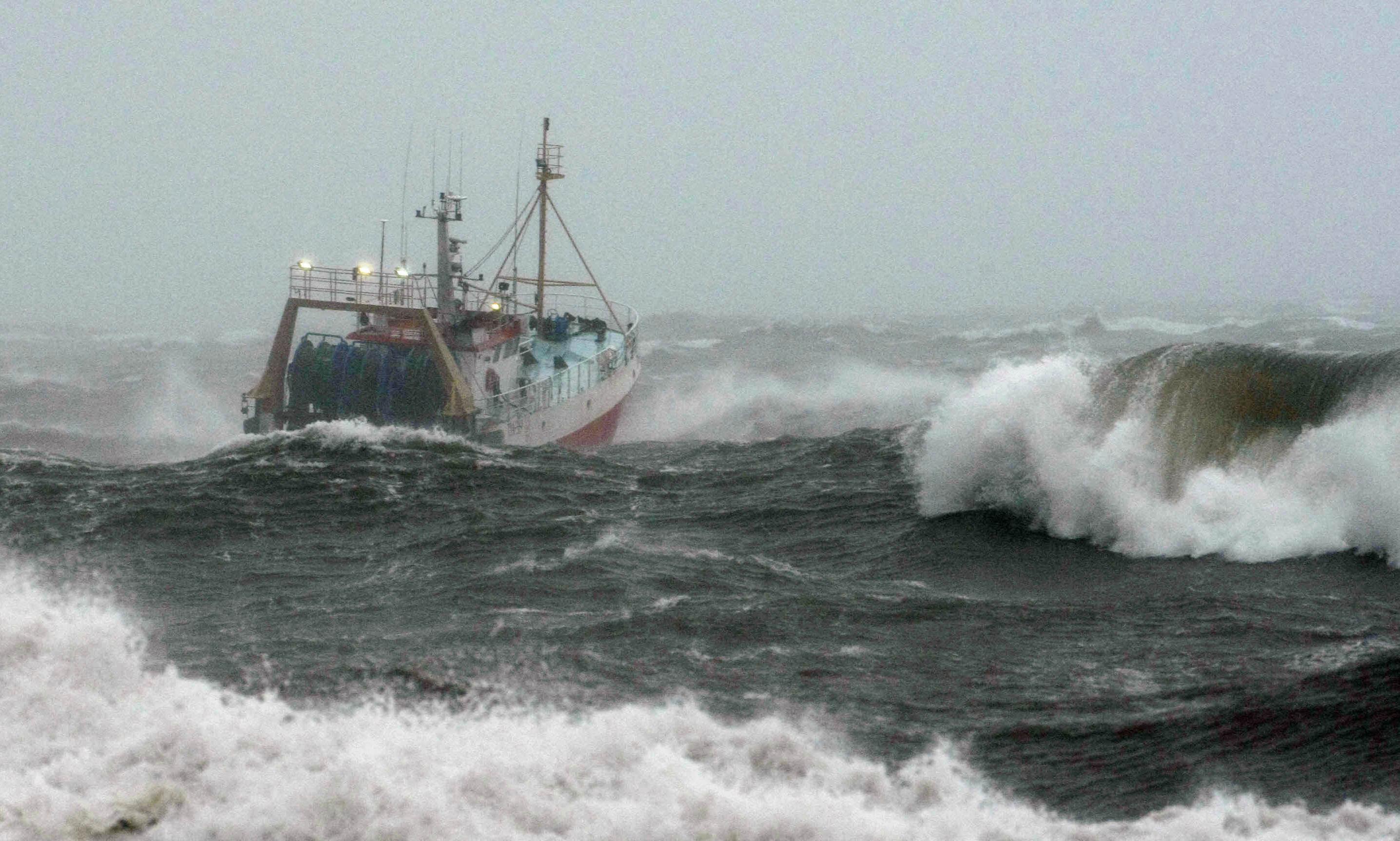 Non-EEA migrants on Irish trawlers gain new immigration rights