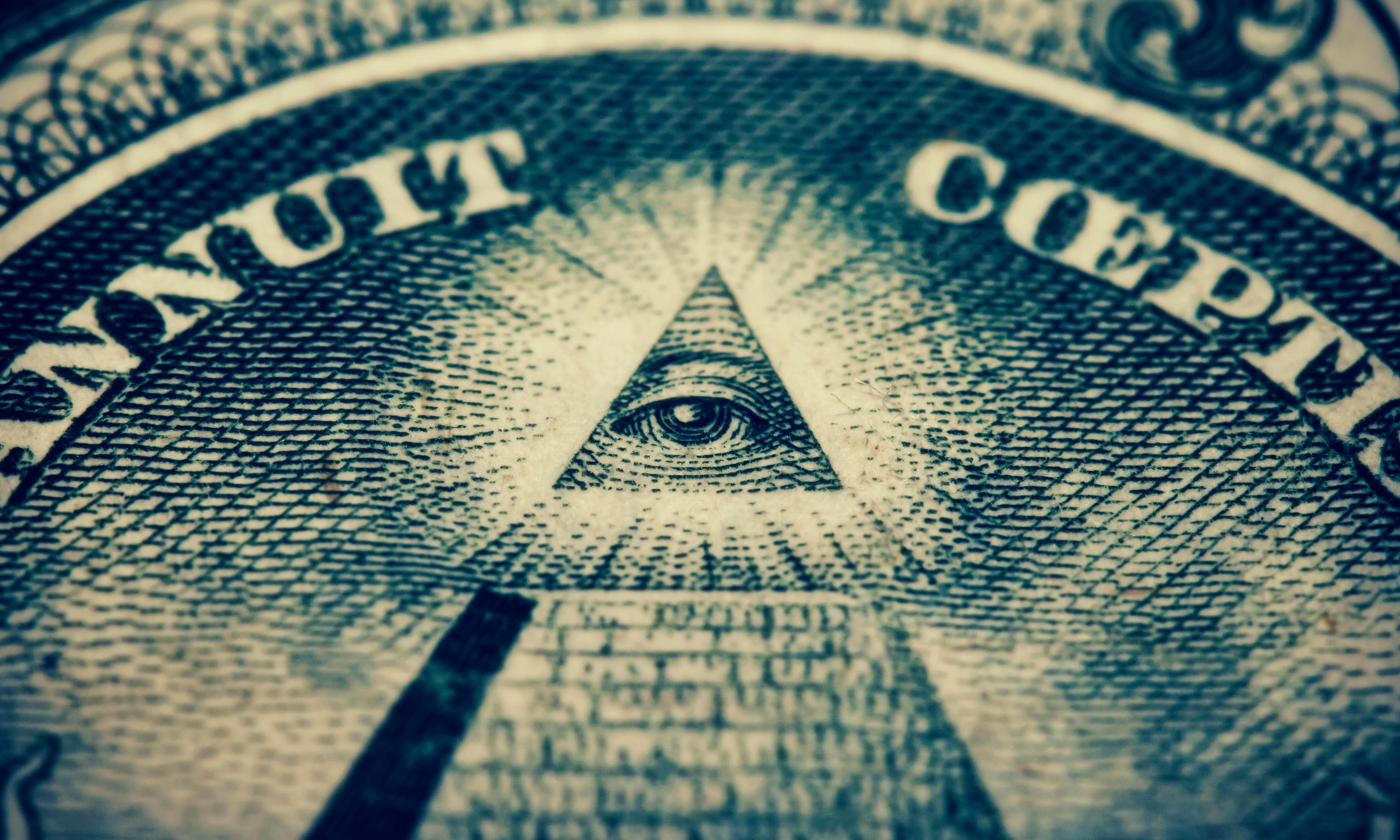 Does the Illuminati control the world? Maybe it's not such a mad idea