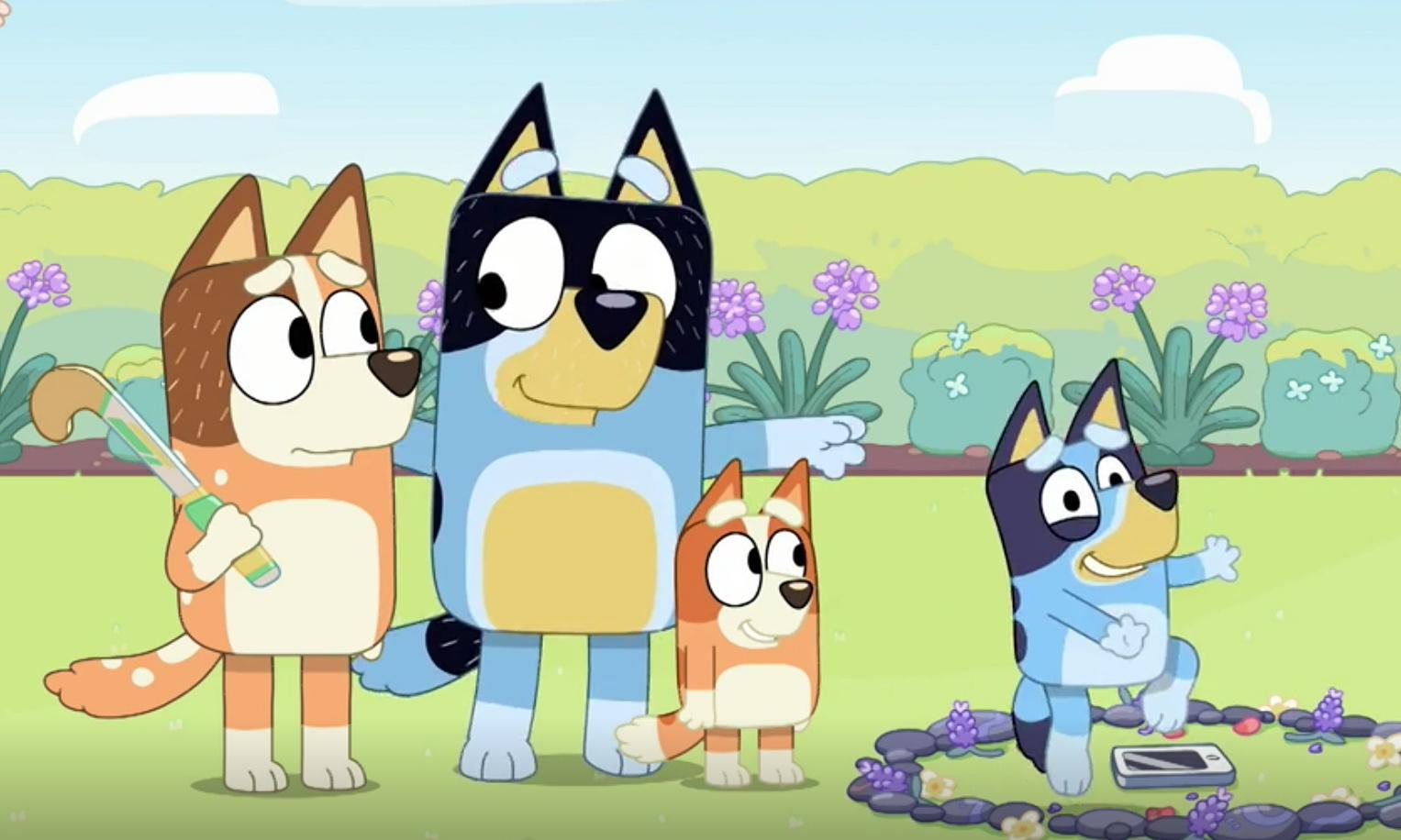 Is there a more Emmy-worthy children's show than Bluey?