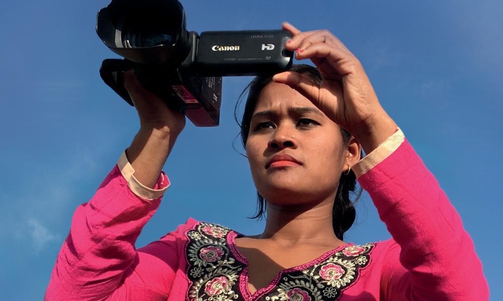 Follow the dream … Belmaya Nepali.