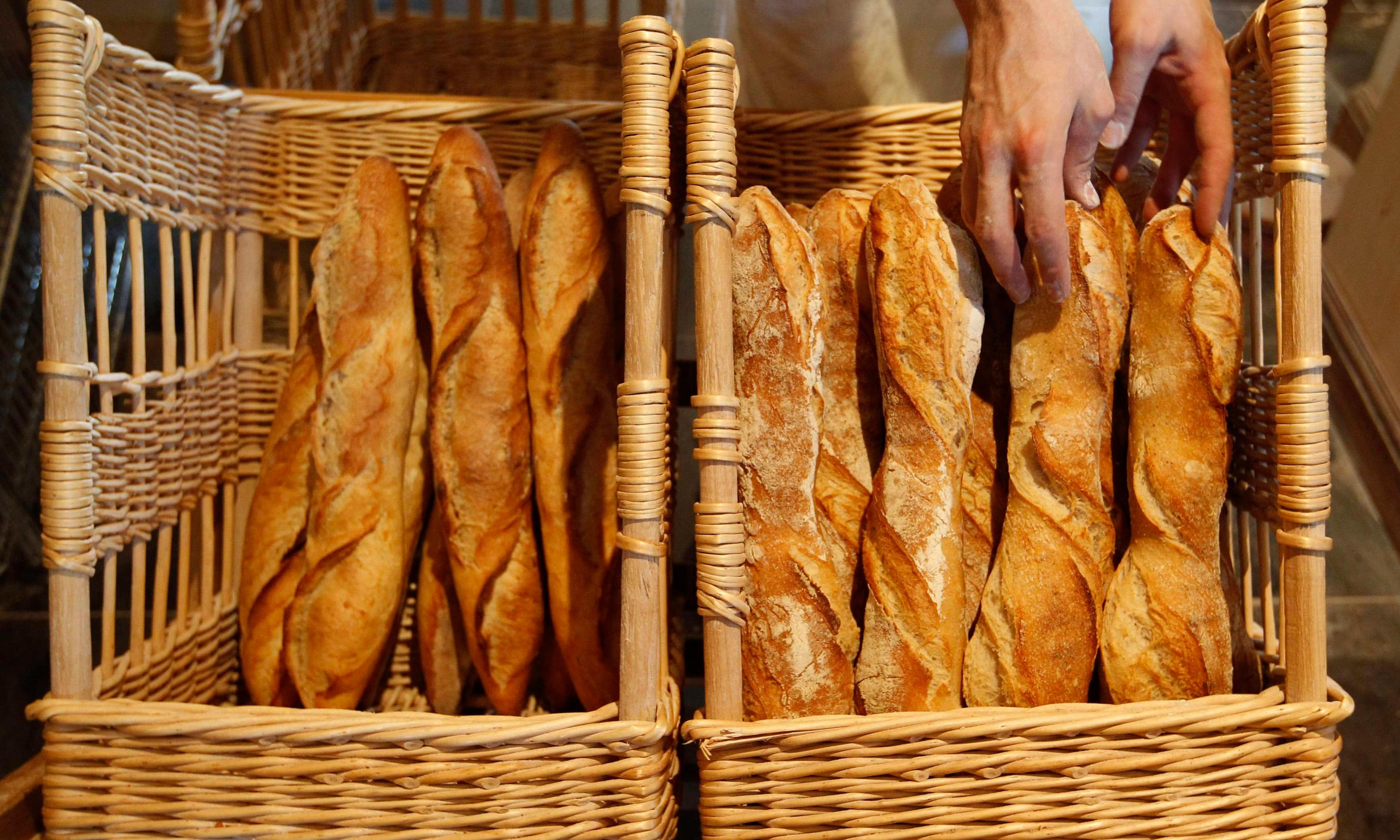Making a crust: Tesco to use unsold bread in new products
