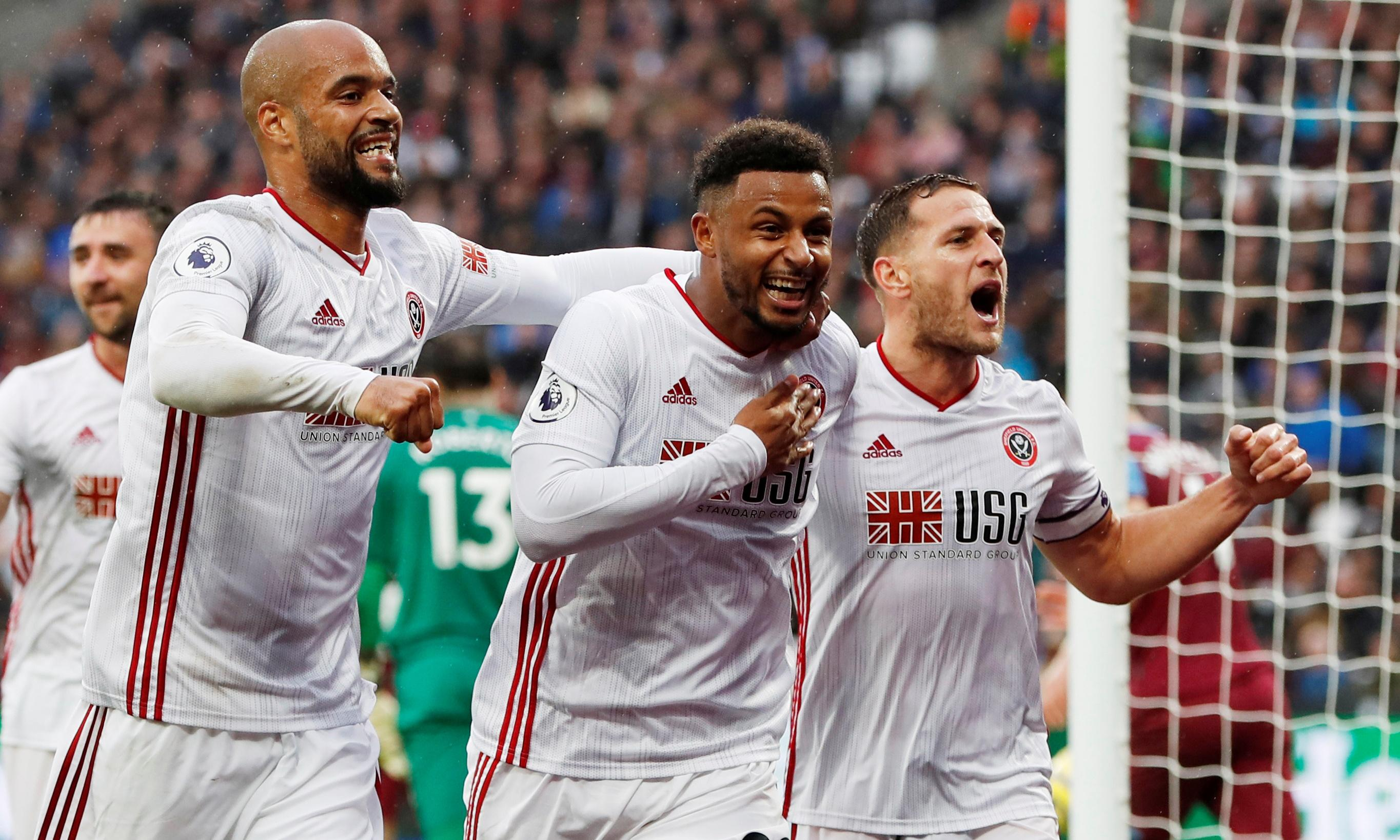 Lys Mousset strikes again to rescue point for Sheffield United at West Ham