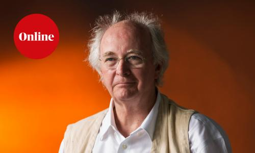 Guardian Live Book Club with author Philip Pullman