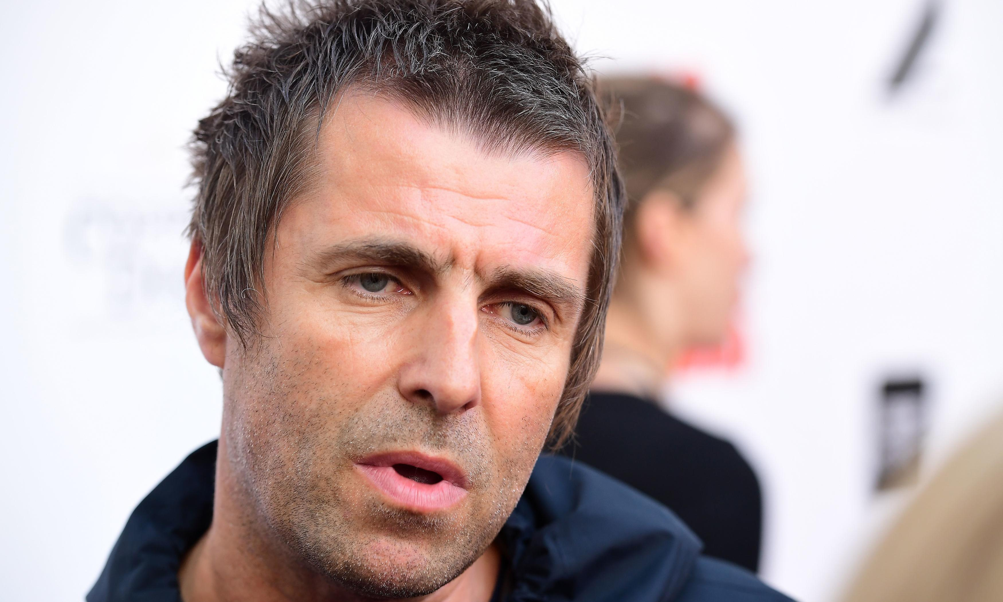 Liam Gallagher challenges Sadiq Khan over rise in knife crime
