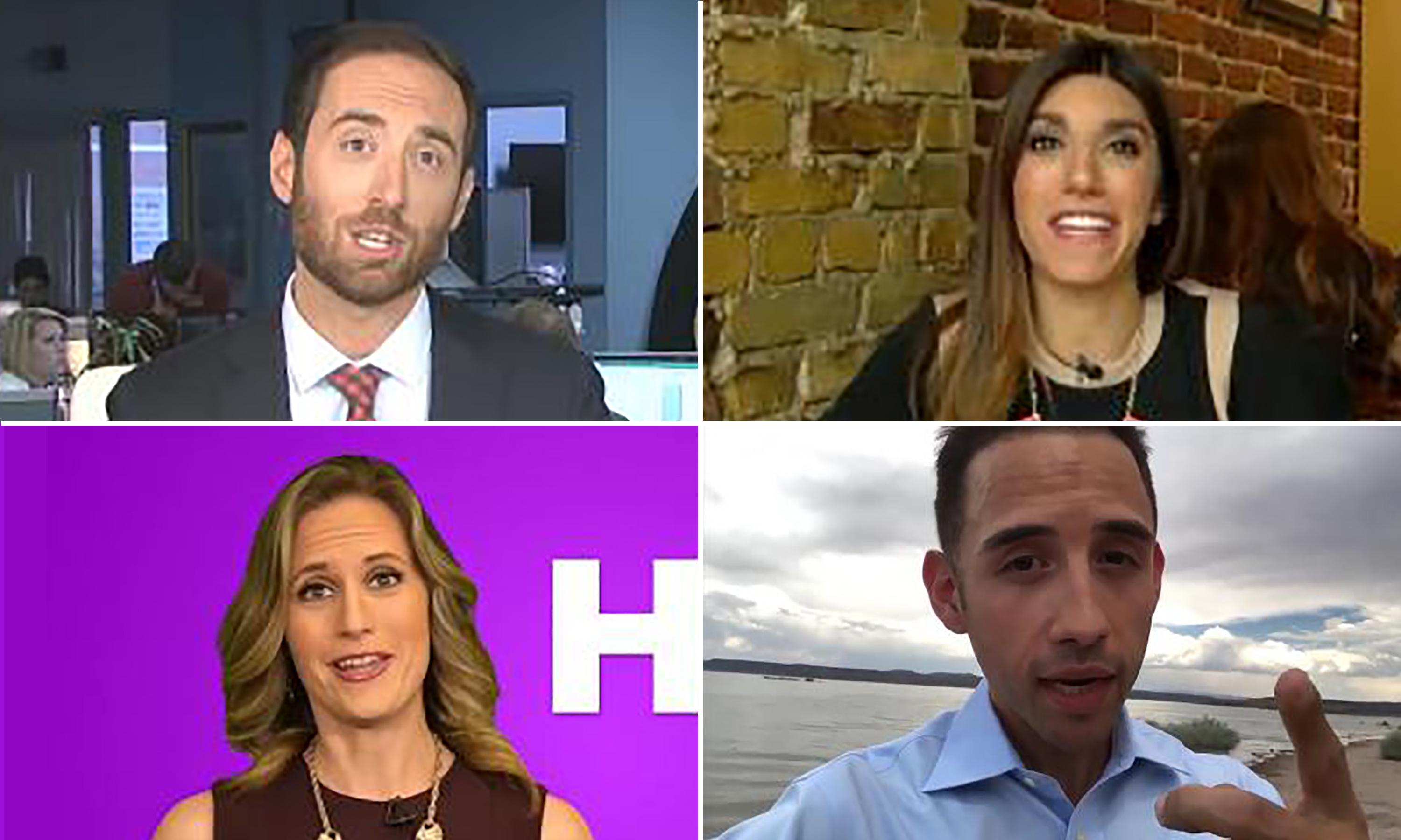 How TV weathercasters became the unsung heroes of the climate crisis