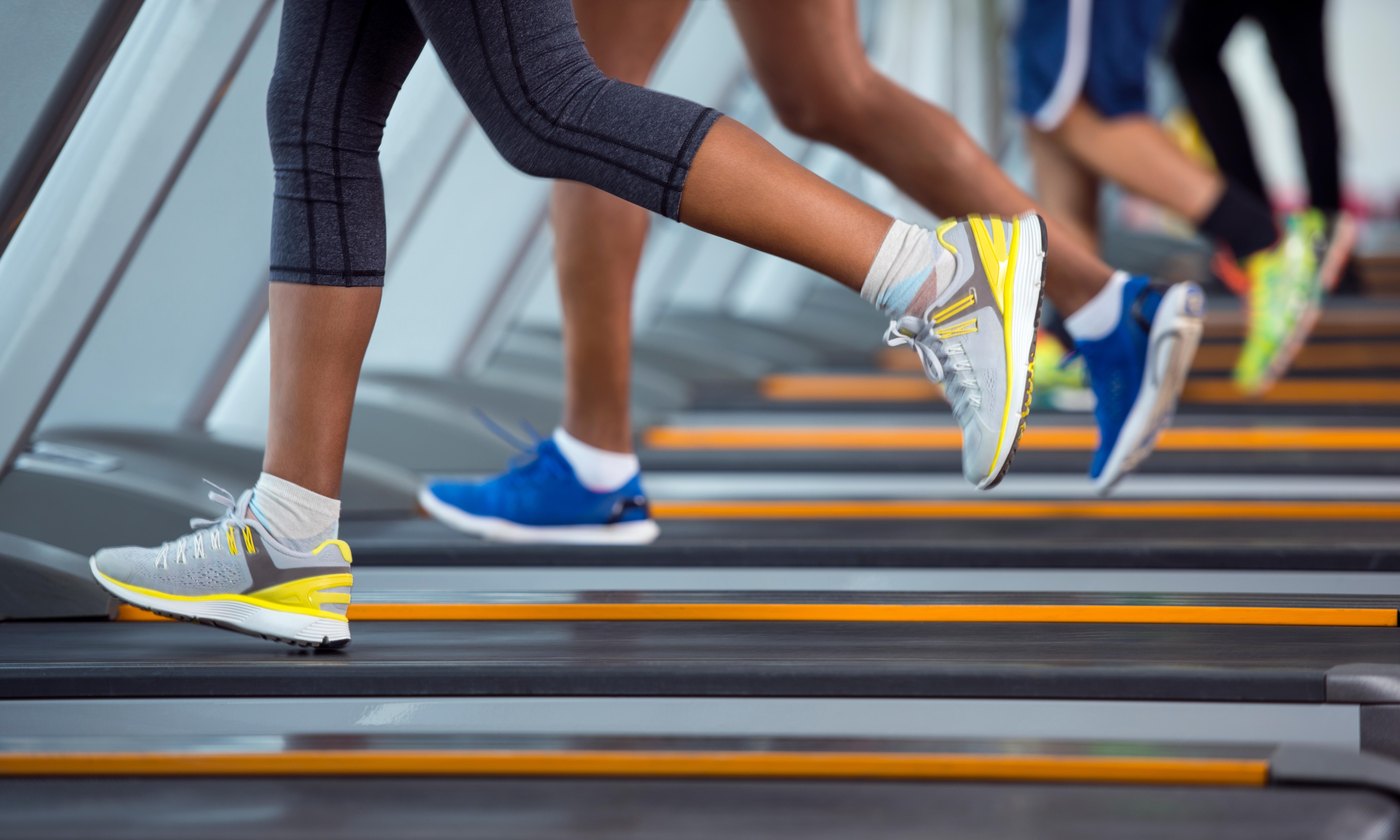 Running is the hot new fitness trend – only now you pay for it