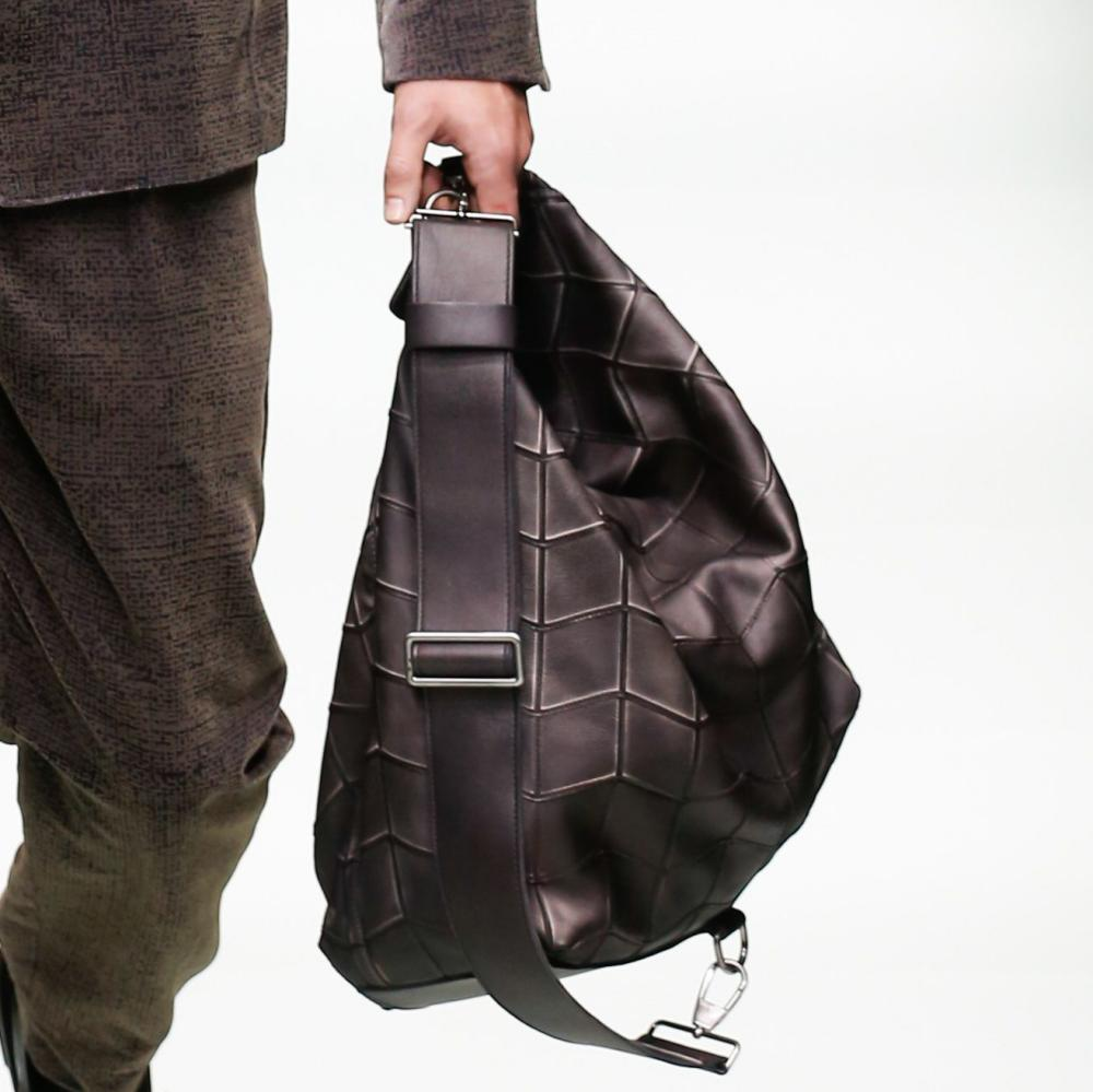 Bag detail from Giorgio Armani, Milan