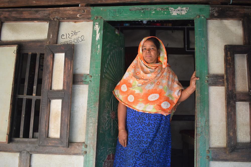 Firoza Begum.