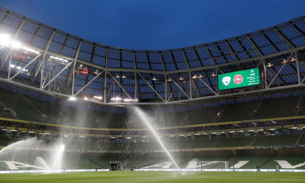 Dublin's Aviva Stadium