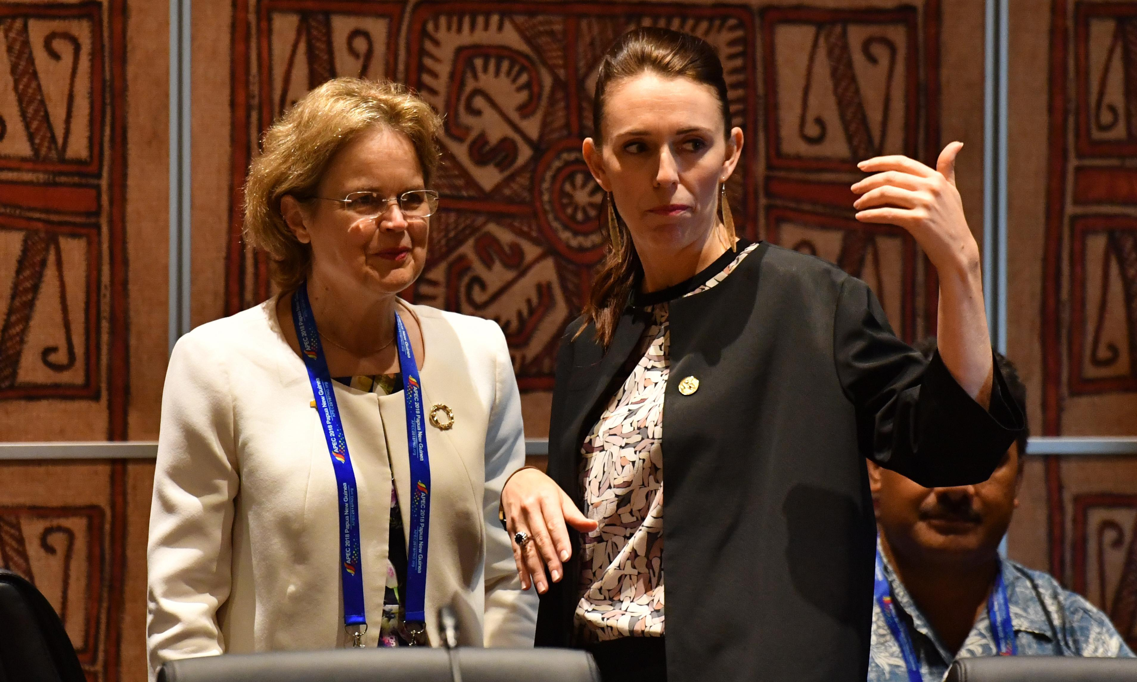 From diplomacy to security, Australian women missing from world stage