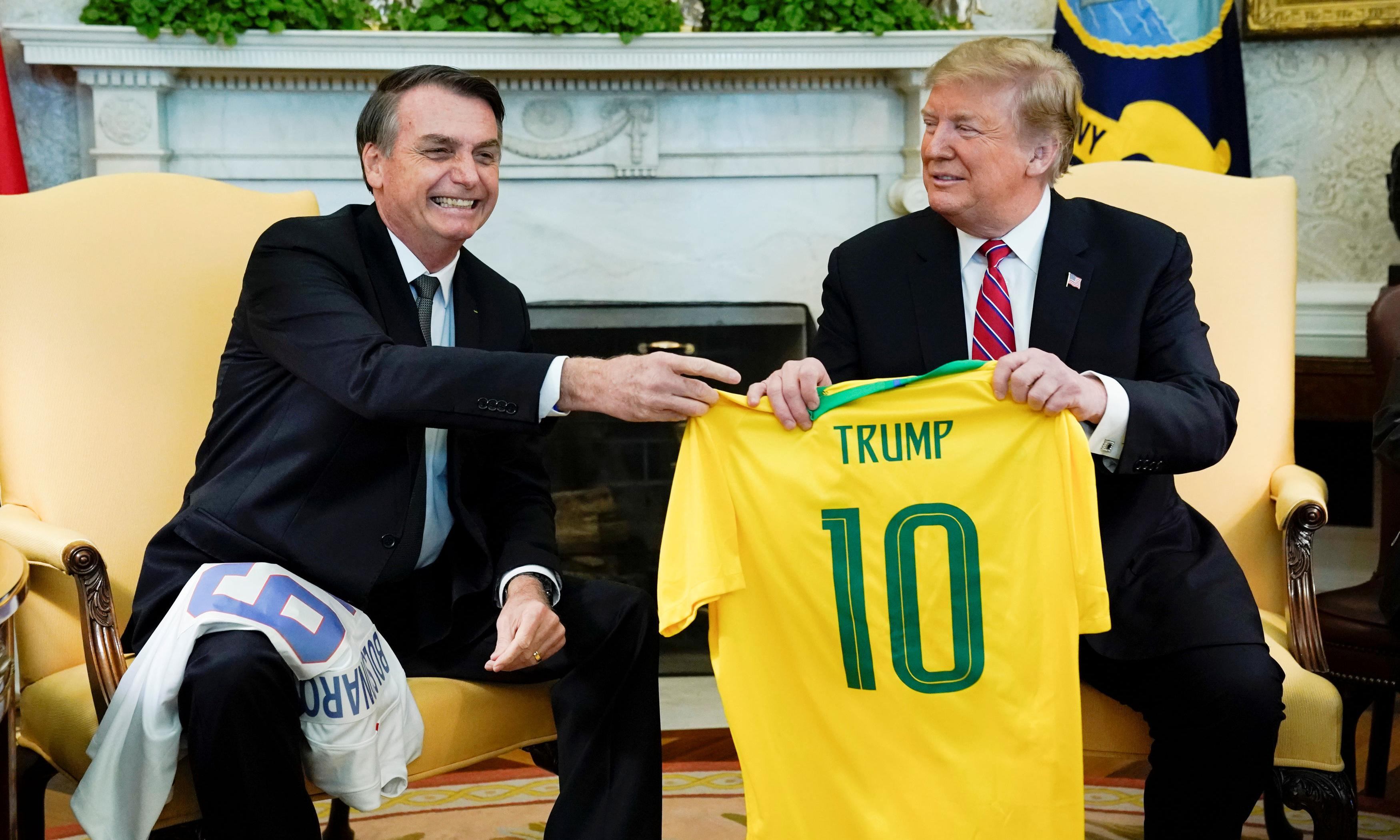 US briefing: Bolsonaro, Cyclone Idai and a secret border database