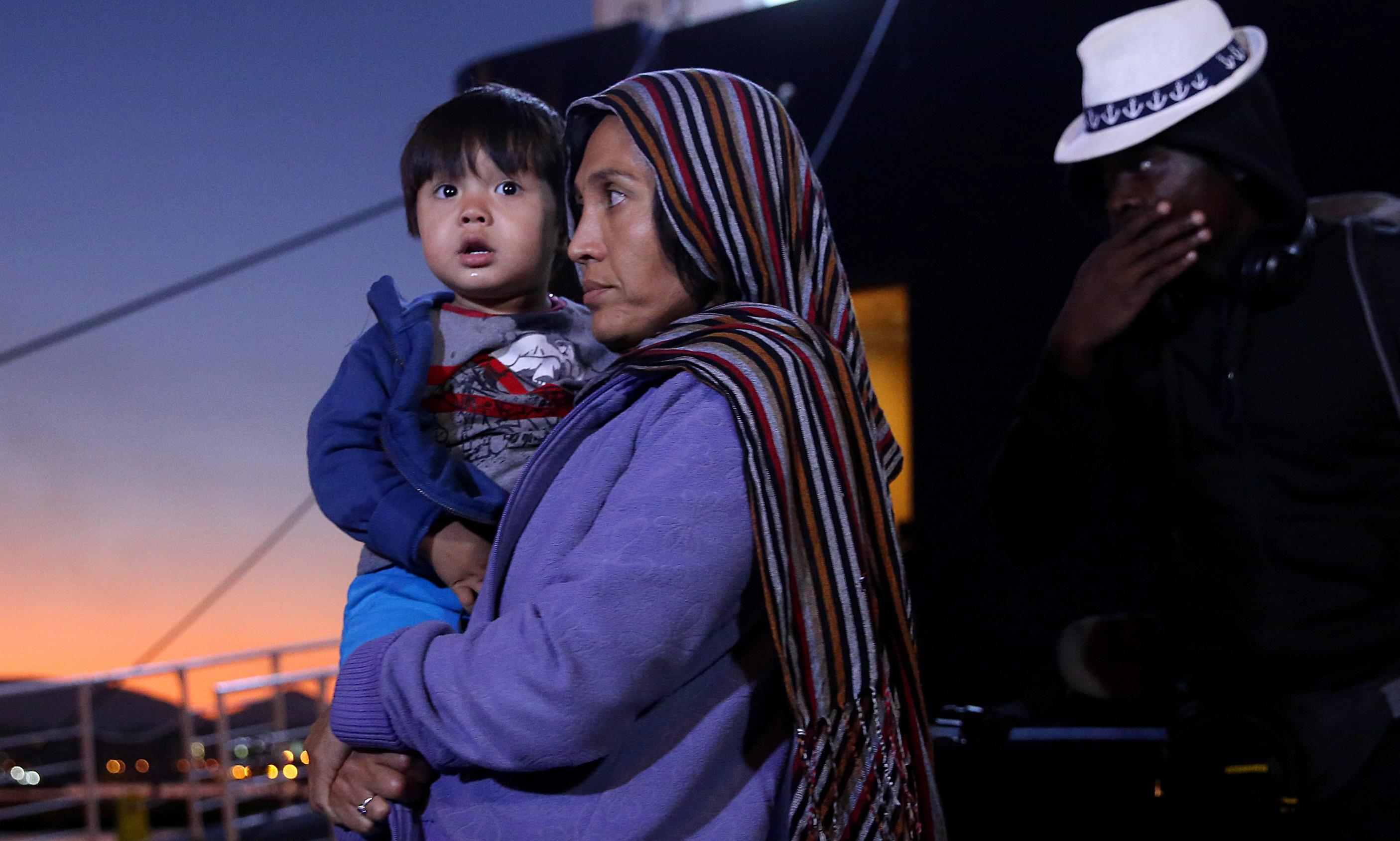 In Lesbos's Moria camp, I see what happens when a child loses all hope