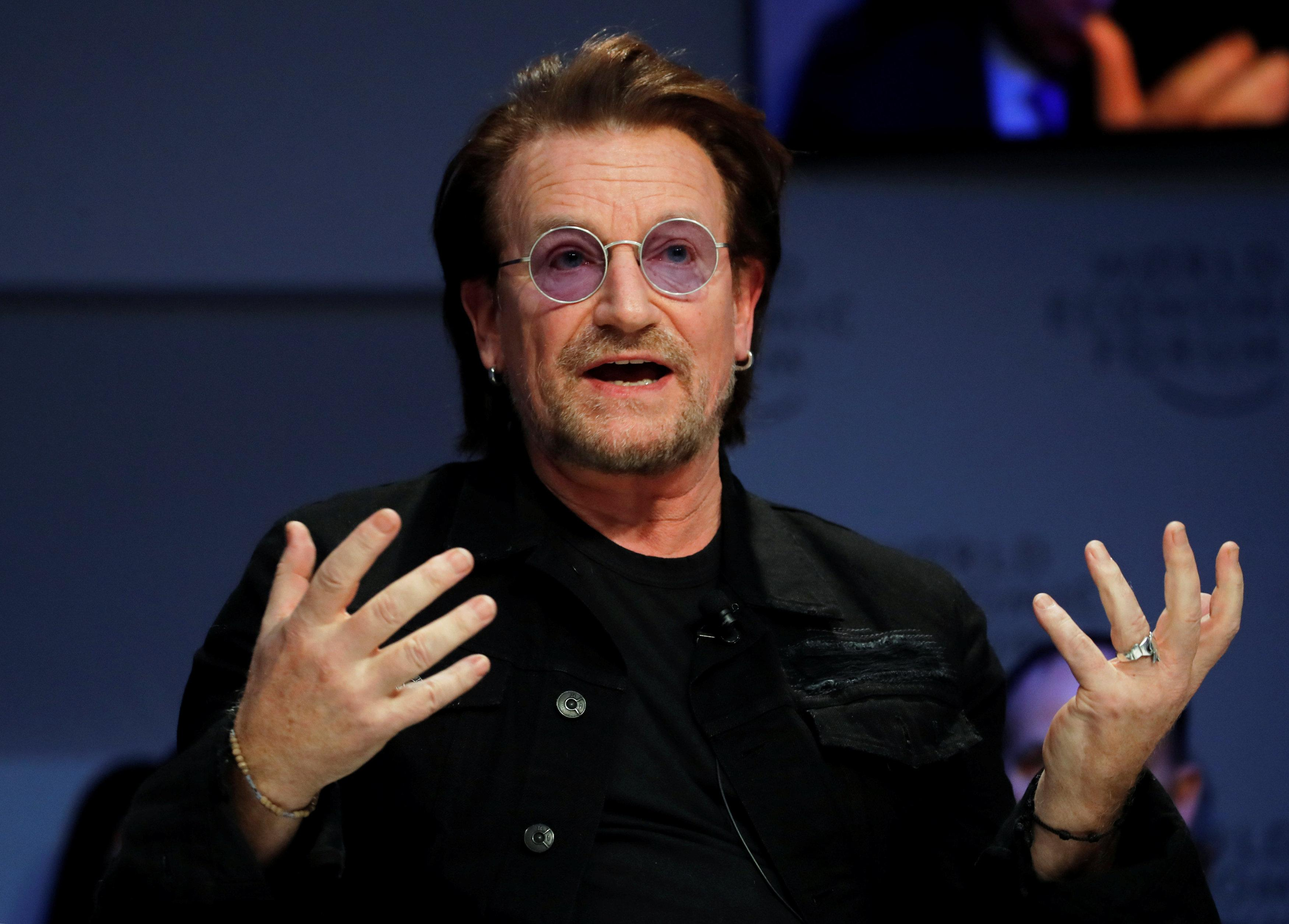 Bono: western world turning its back on HIV fight
