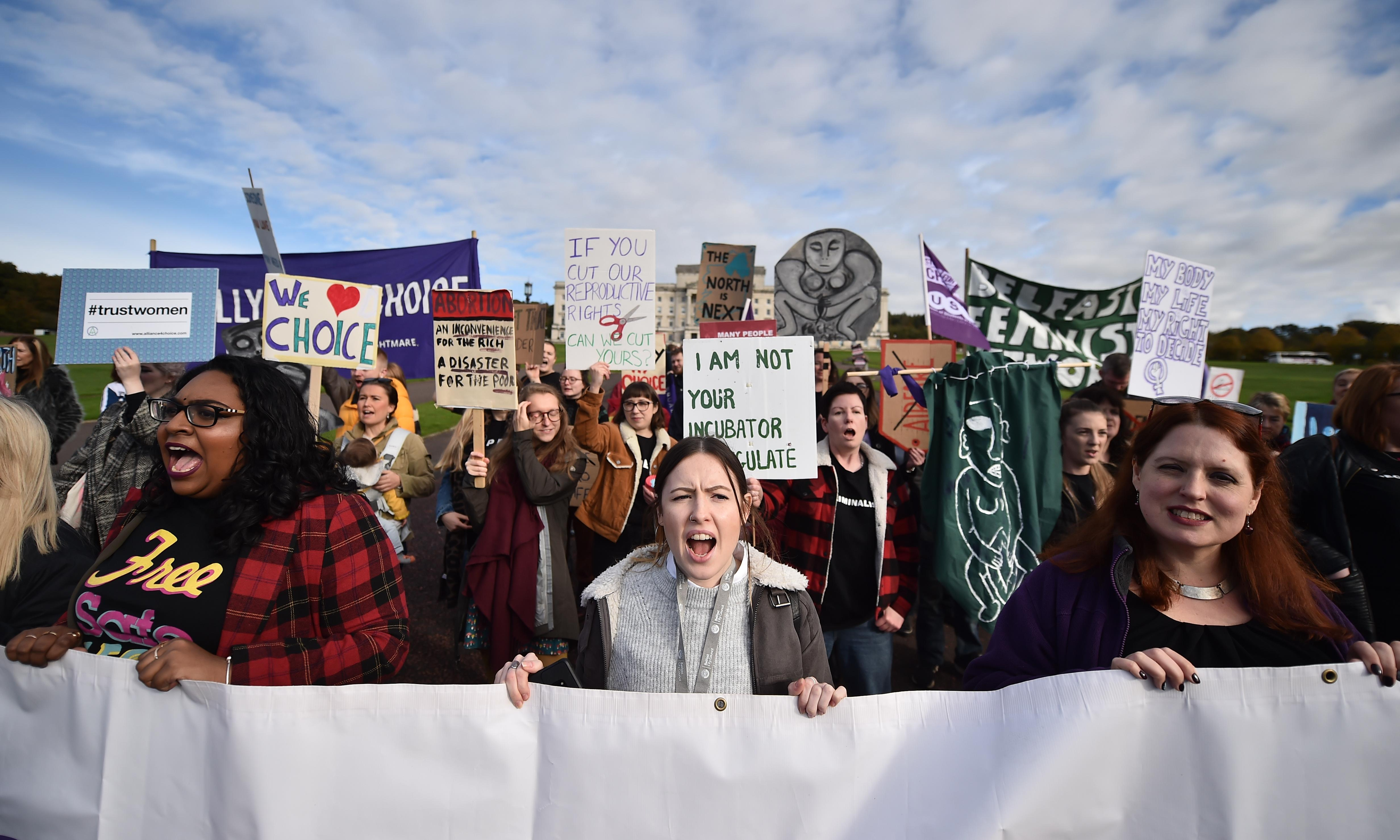 The end to Northern Ireland's abortion ban is a triumph for grassroots activism