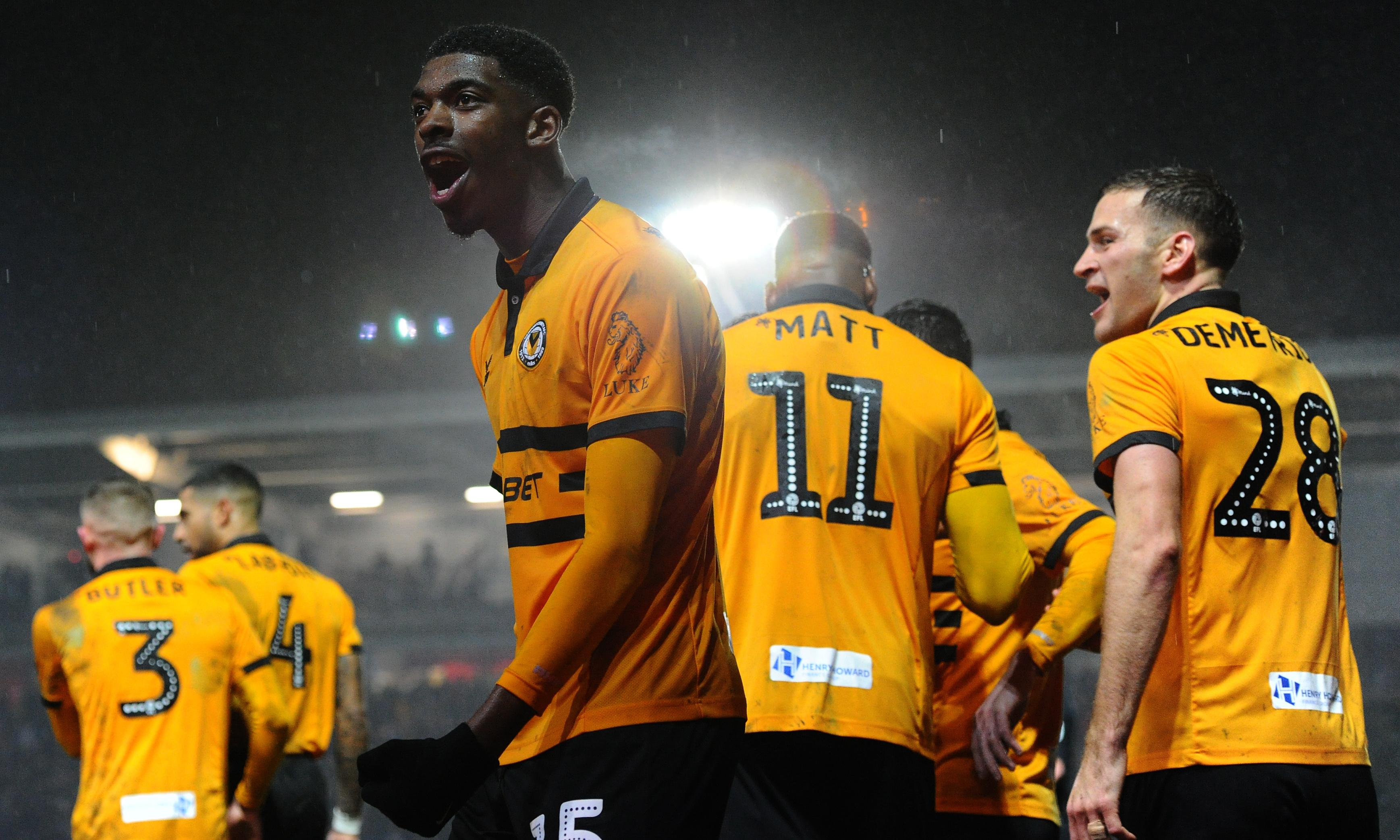 Newport County: the inside story of a club that rose from the dead
