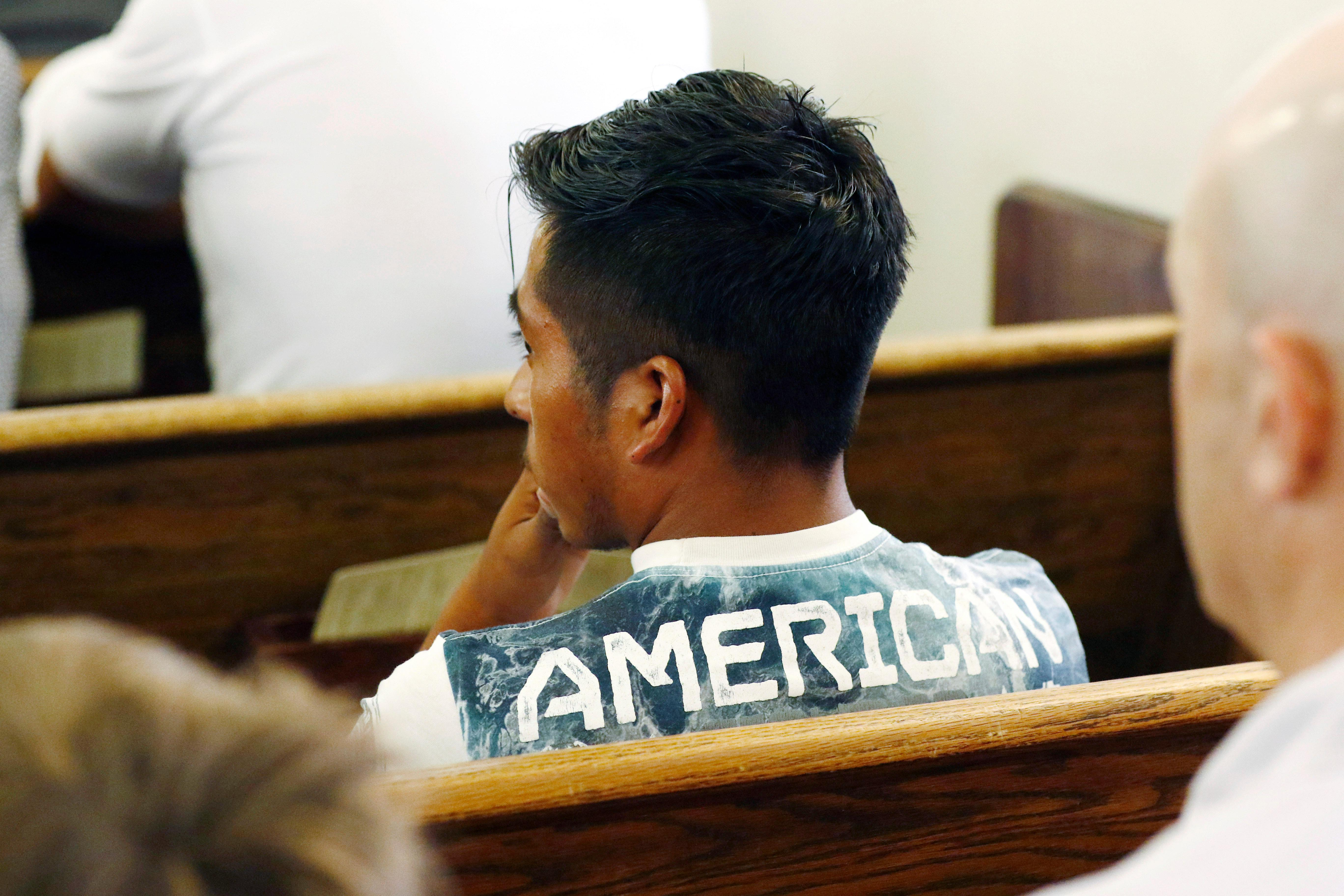 America today exists in a state of anxiety over the threat of immigration raids