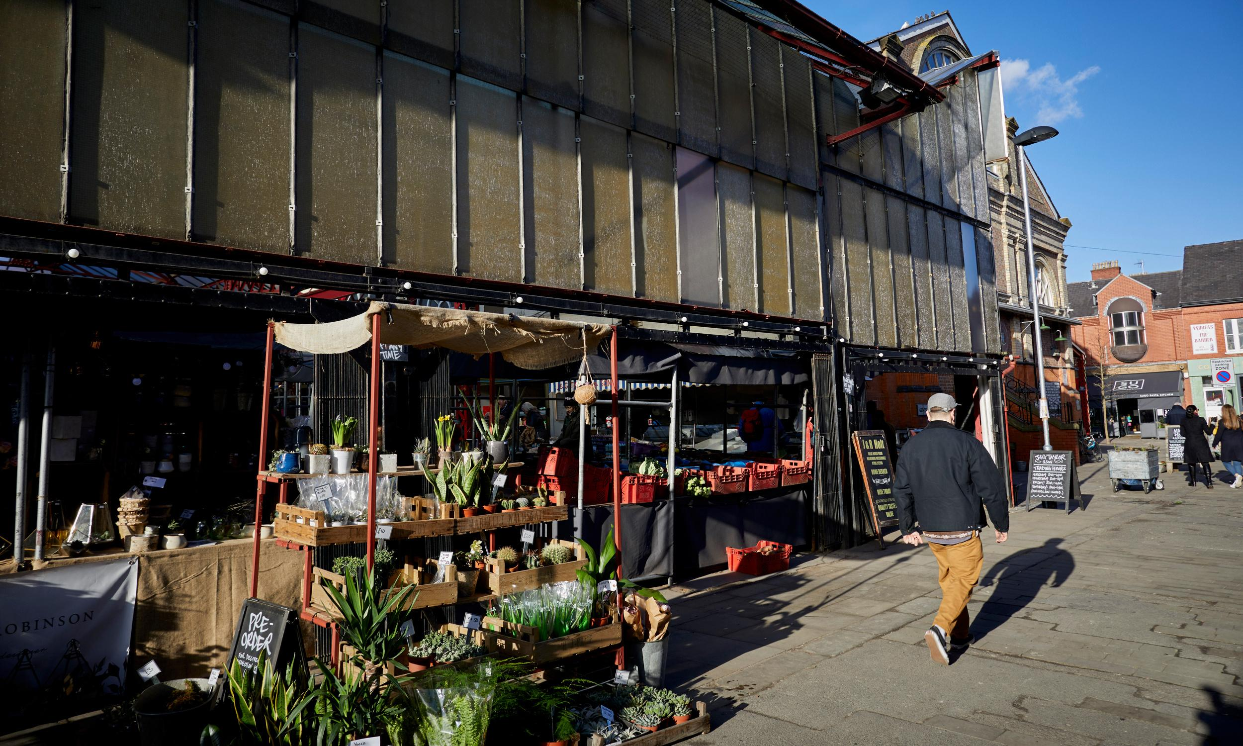 What makes a great place to live? Answer: it's not a shopping plaza