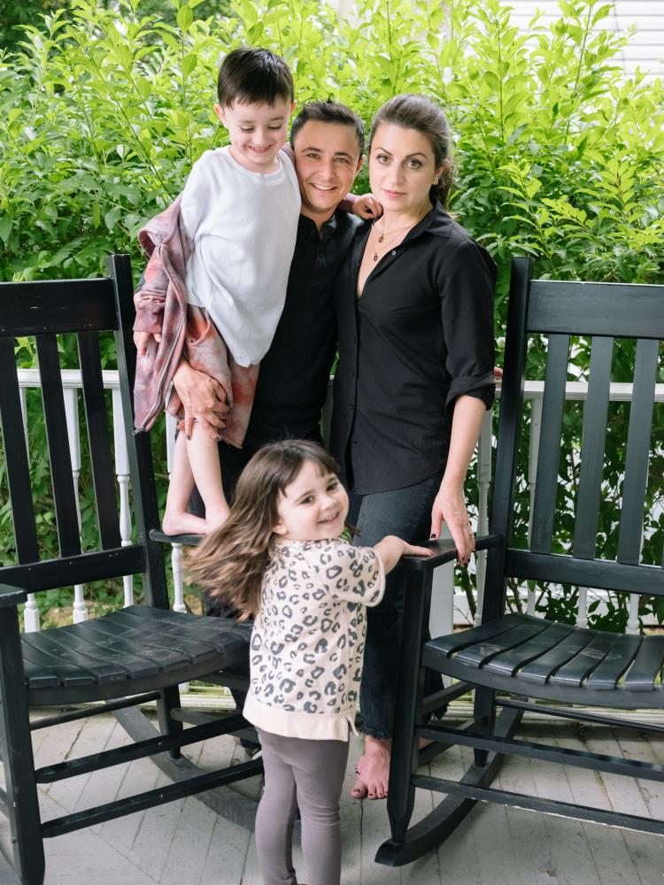 The new American family: trans, gender queer, nonbinary, two