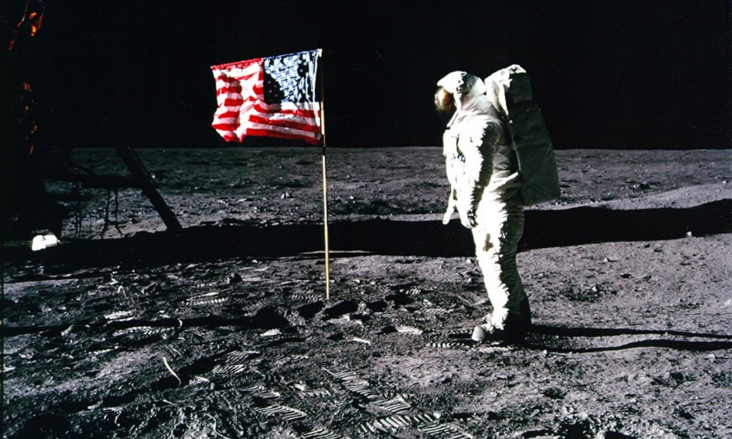 The Guardian view on moon landings: a new race for space