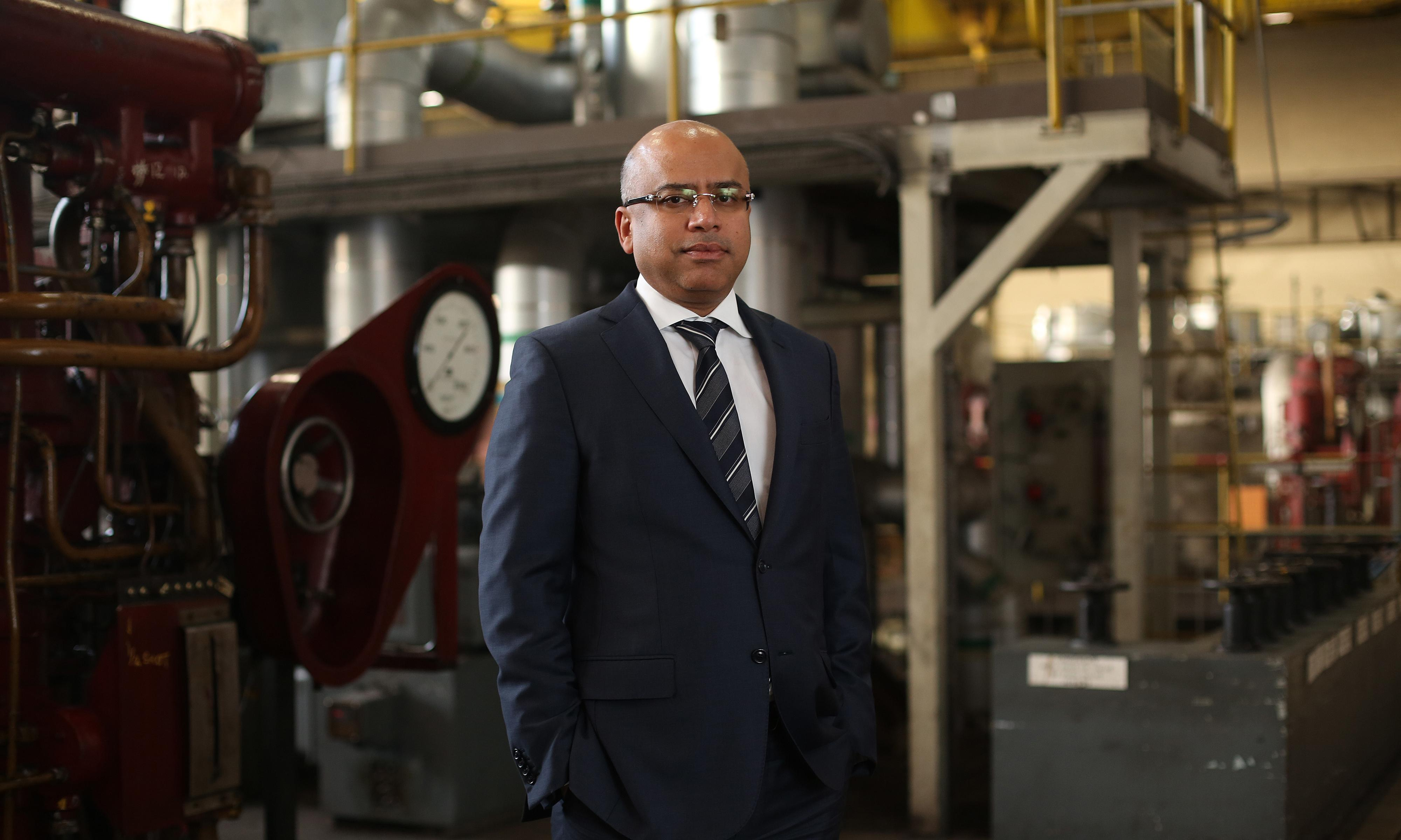 Sanjeev Gupta: Coal power is no longer cheaper – and we'll prove it