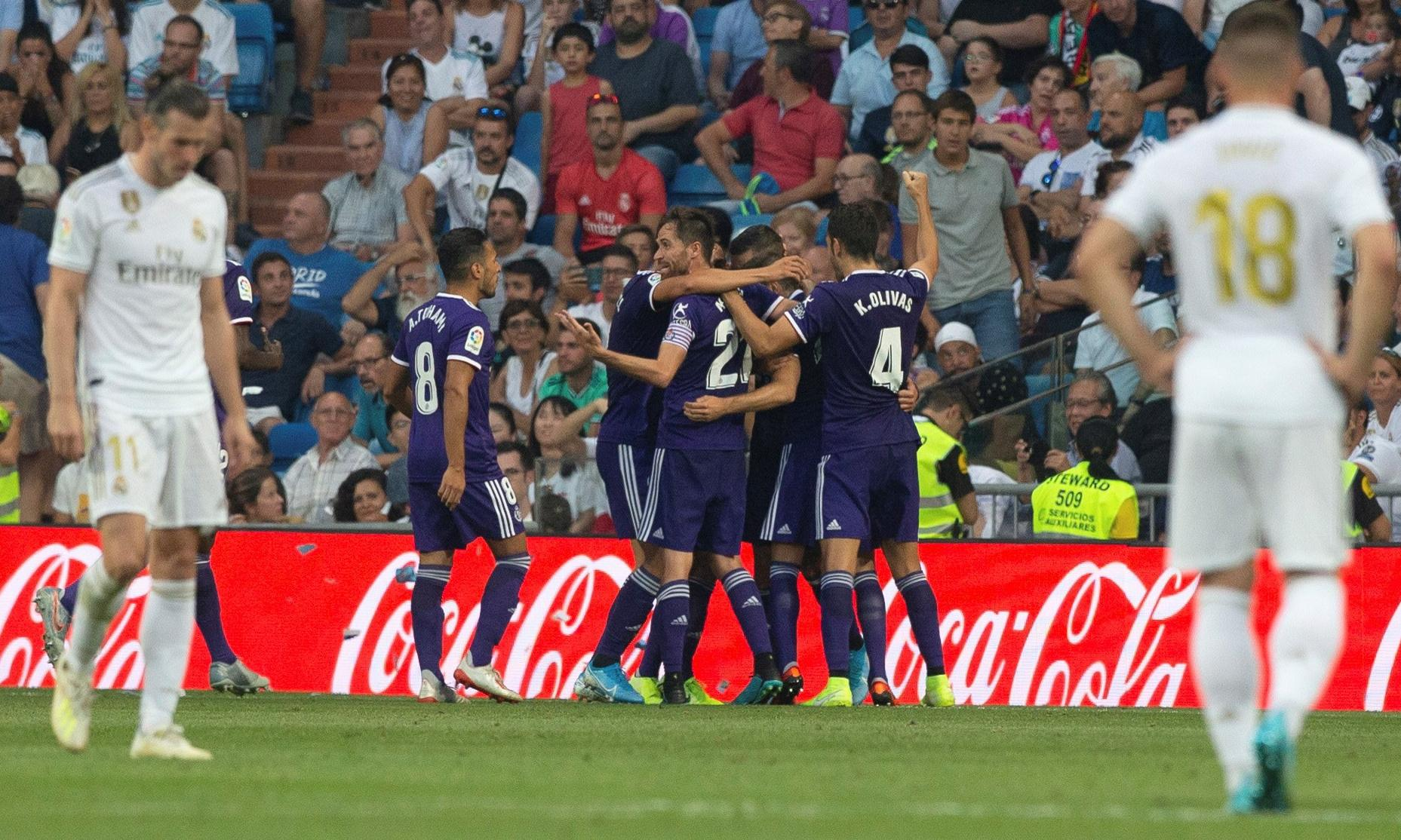 European roundup: Guardiola stuns Madrid with late Valladolid equaliser