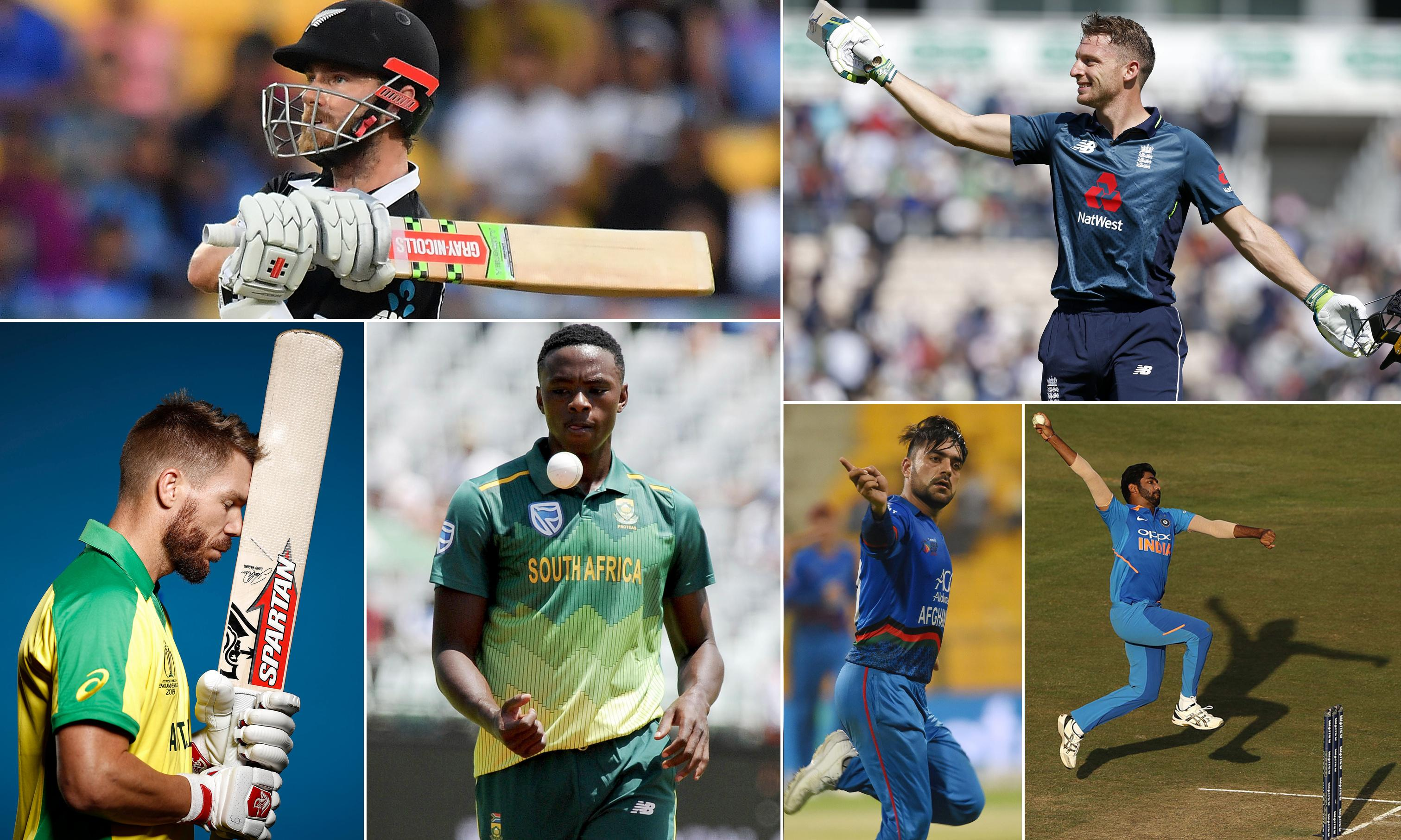 Cricket World Cup 2019: six players to watch in the tournament