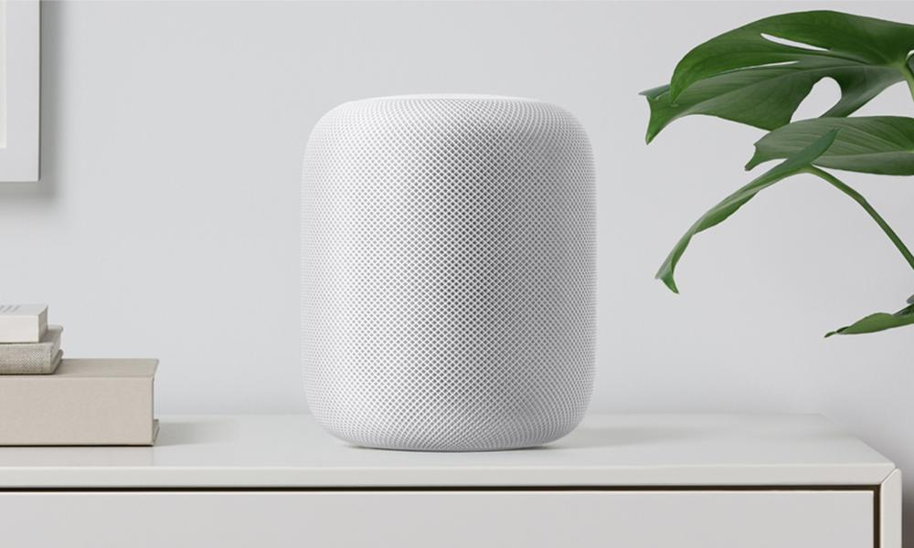 """Apple"" HomePod."