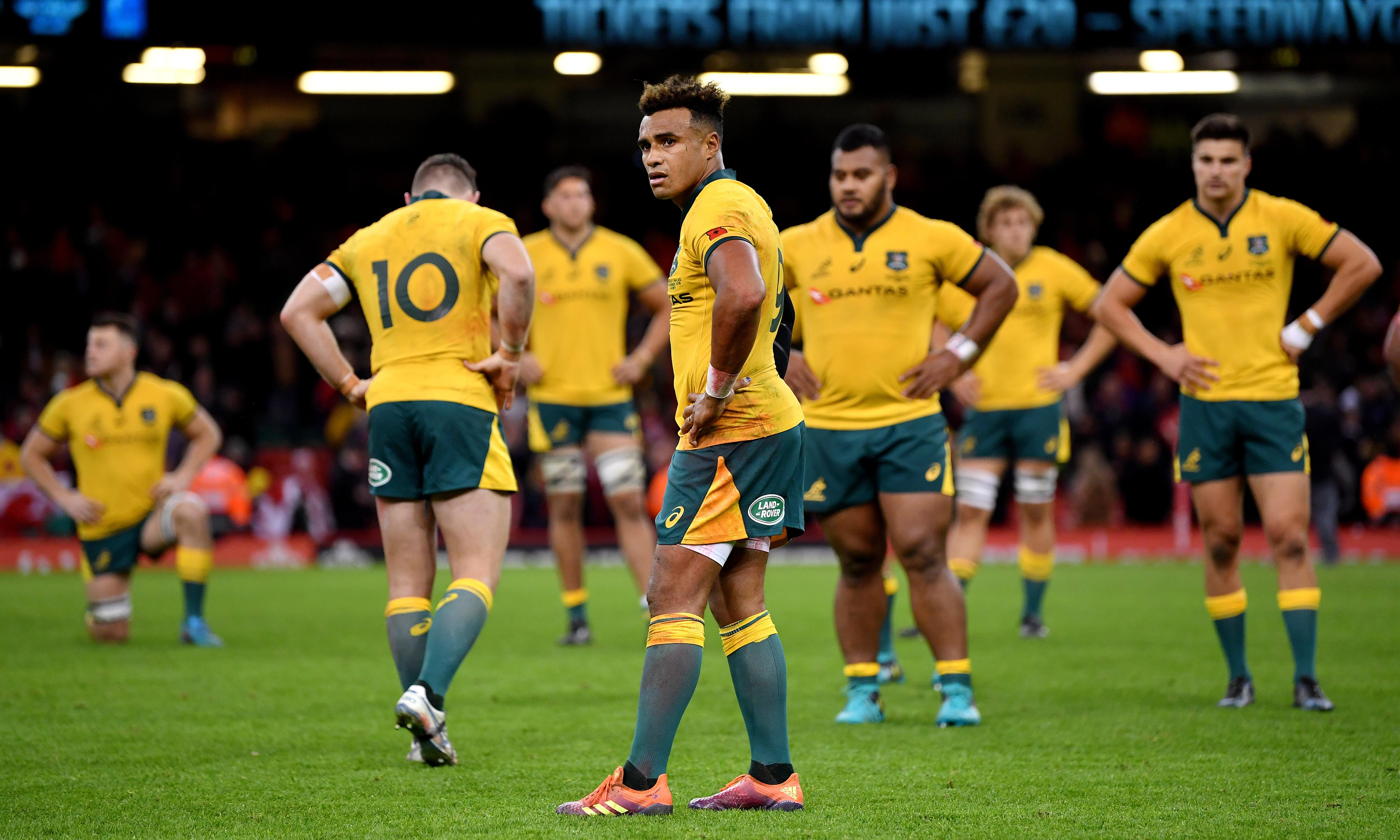 Michael Cheika channels his roots in Wallabies' revamped attack for World Cup