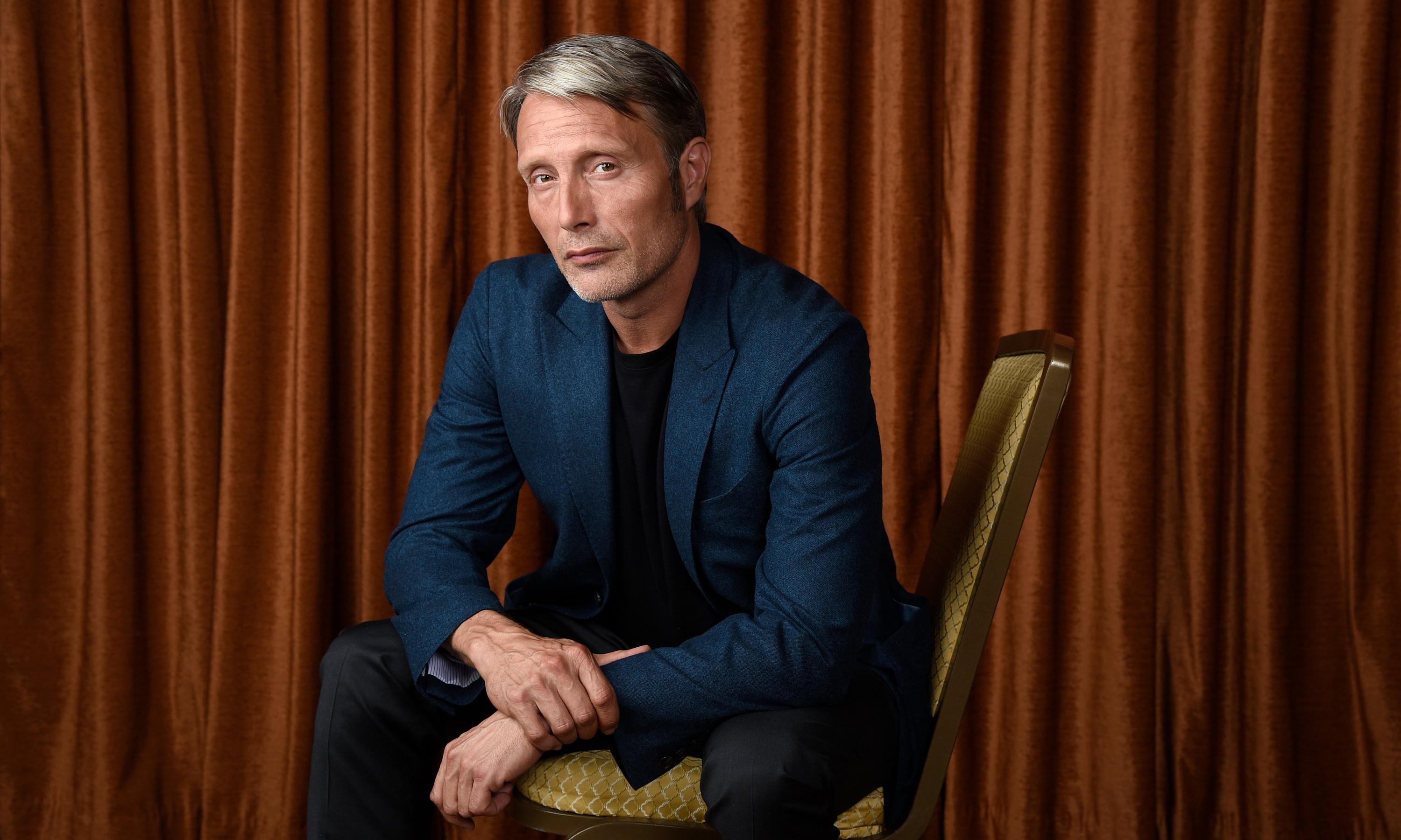 Mads Mikkelsen: 'One word wrong and you're a dead person'