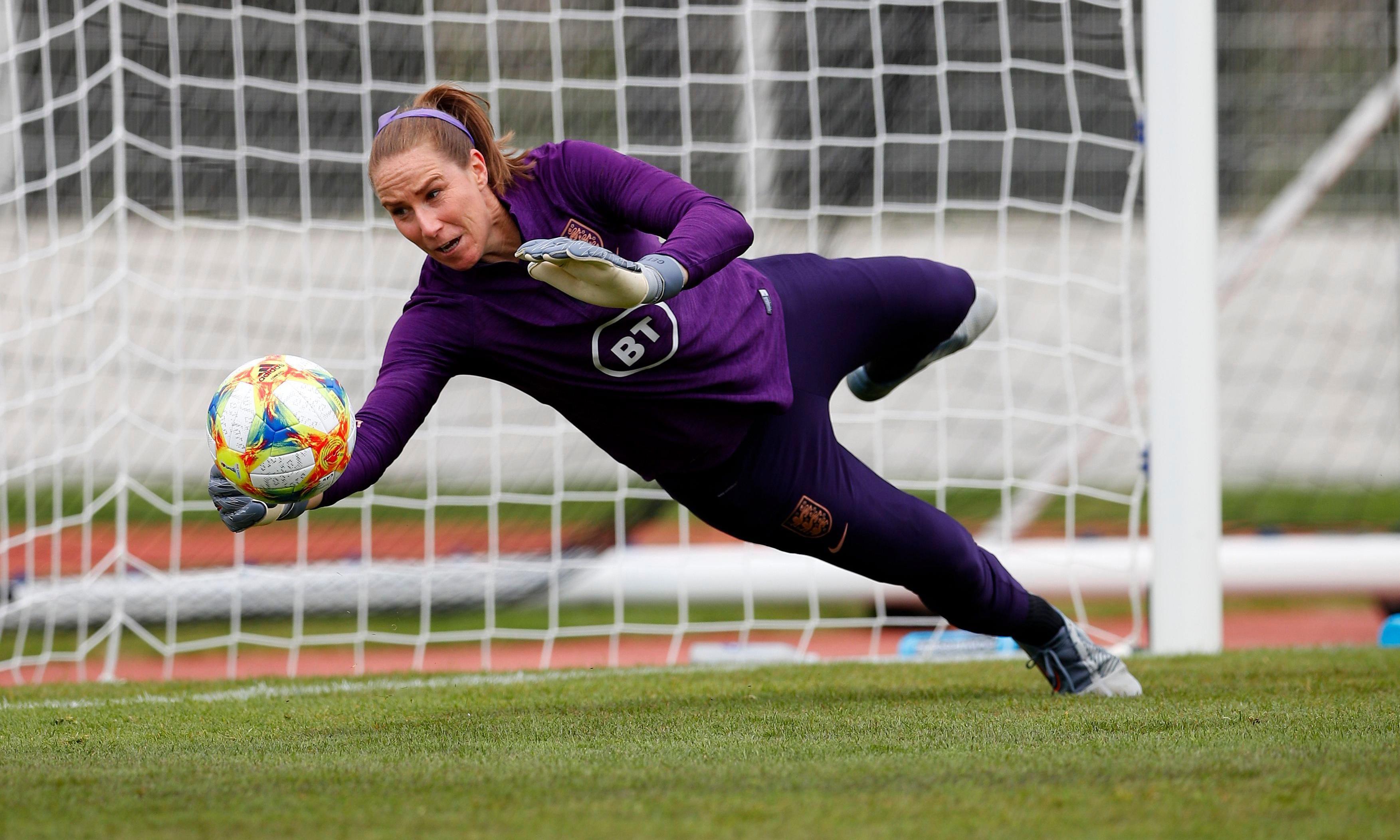 England's Karen Bardsley says mixed teams at academies is the way forward