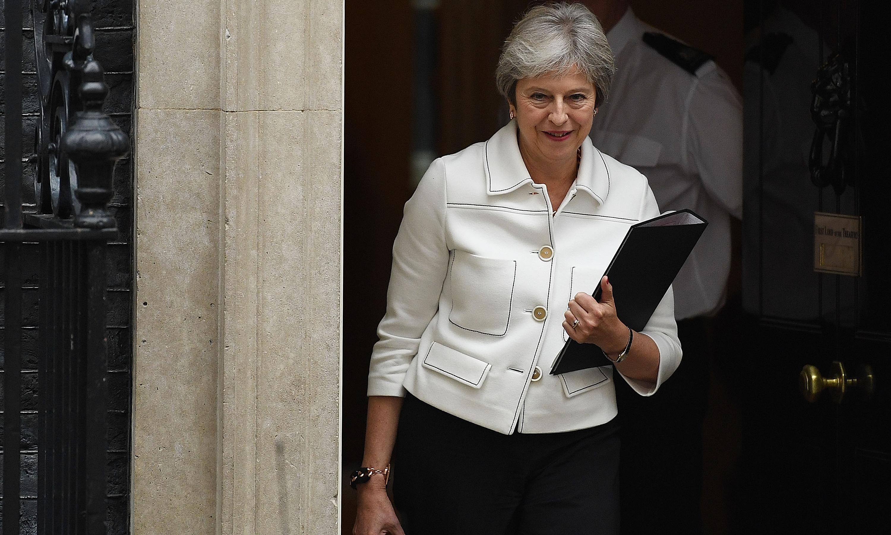 Feel no pity for Theresa May – this Brexit bind is of her own making