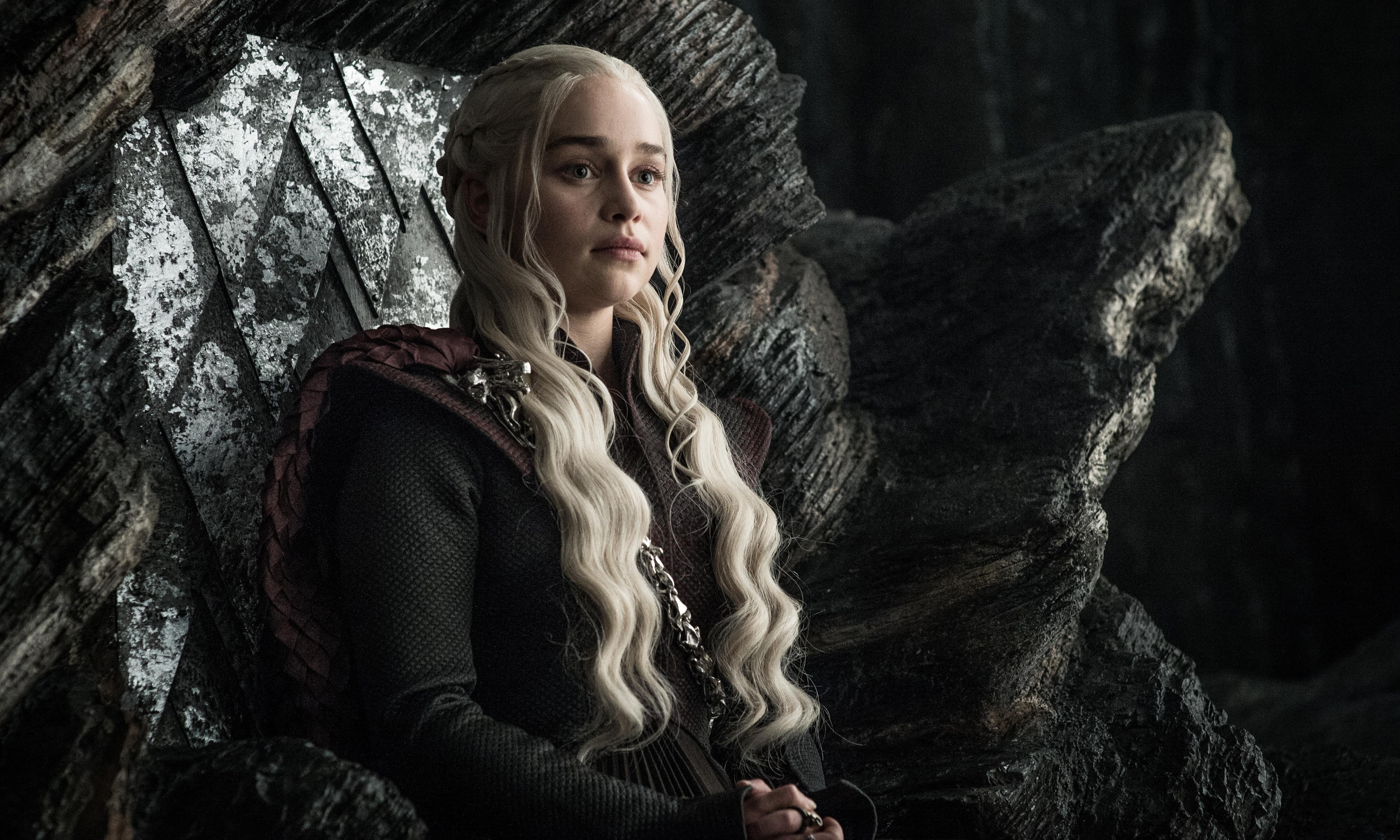Emilia Clarke spills beans on Game of Thrones' coffee cup culprit