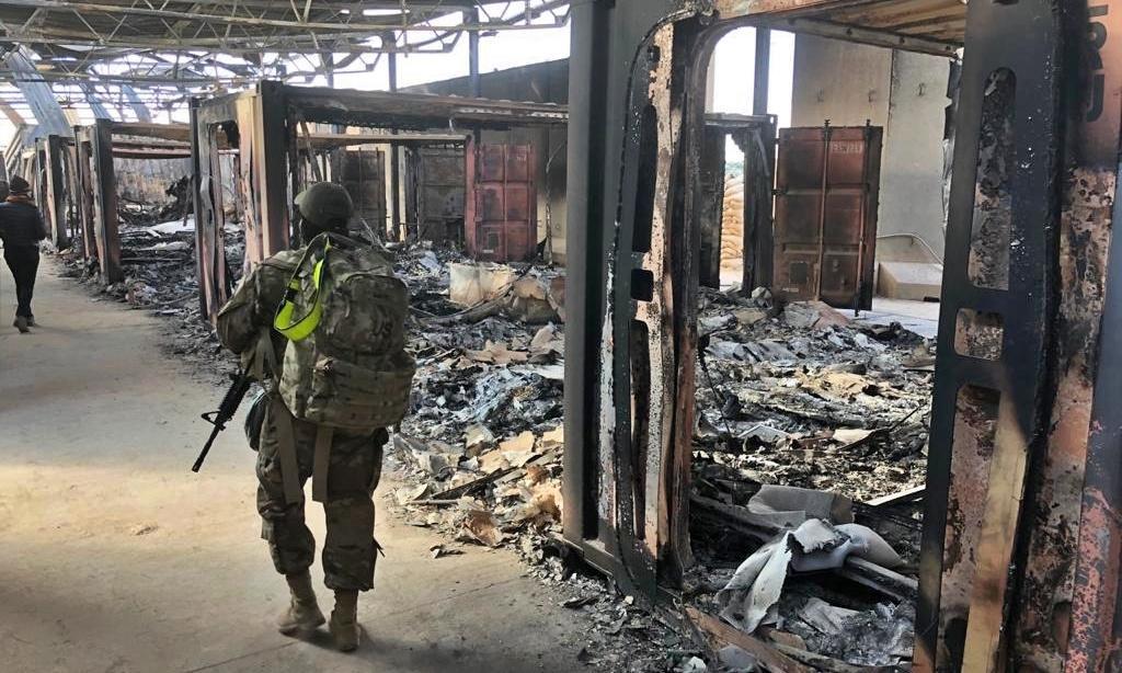 Pentagon says 34 US soldiers suffered traumatic brain injury in Iran strike