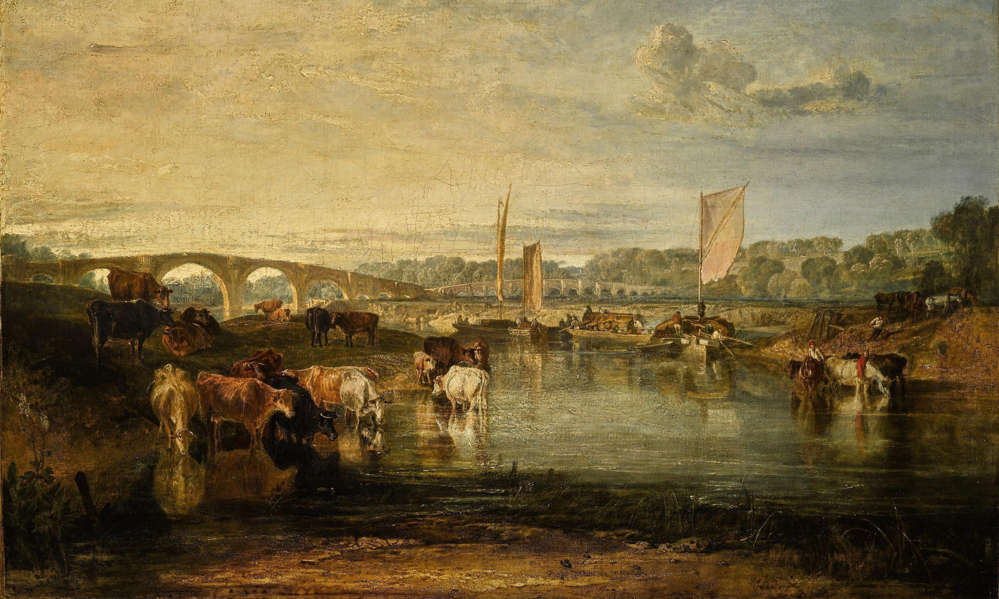 Minister blocks export of £3.4m JMW Turner painting
