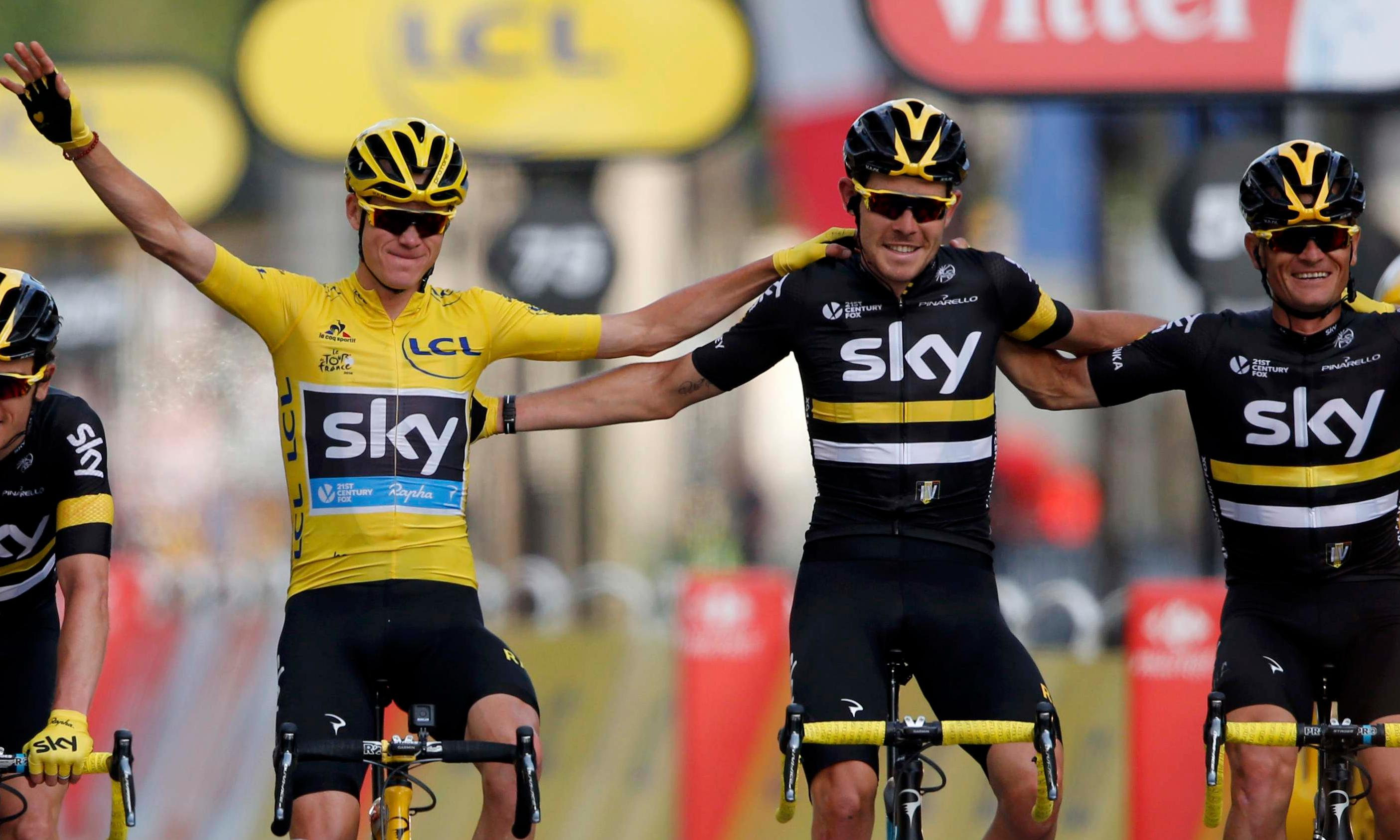 Who will challenge Chris Froome at the 2017 Tour de France?