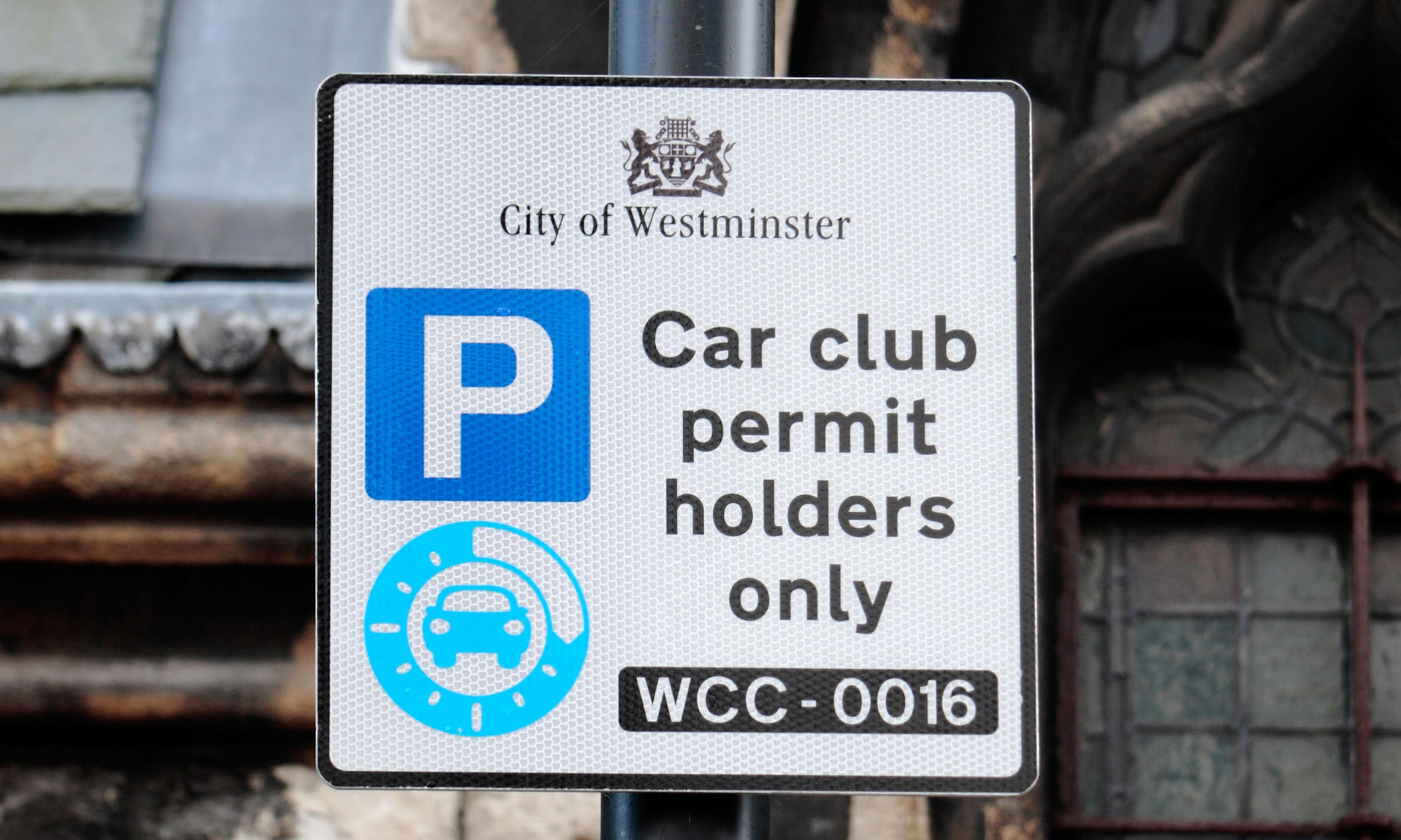 I got more than £600 in parking fines from using Zipcar Flex