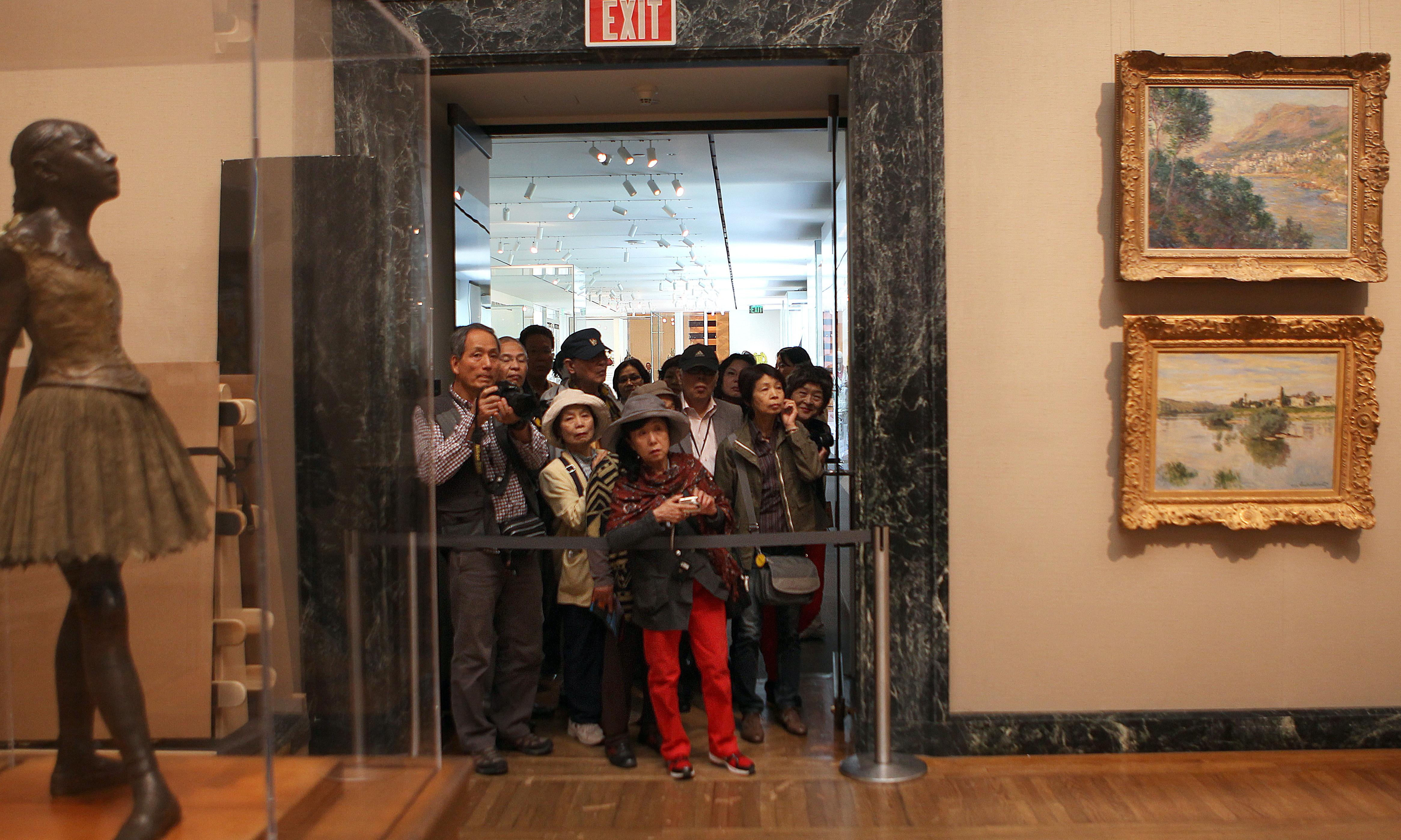 Boston Museum of Fine Arts acts over middle schoolers' racism claim