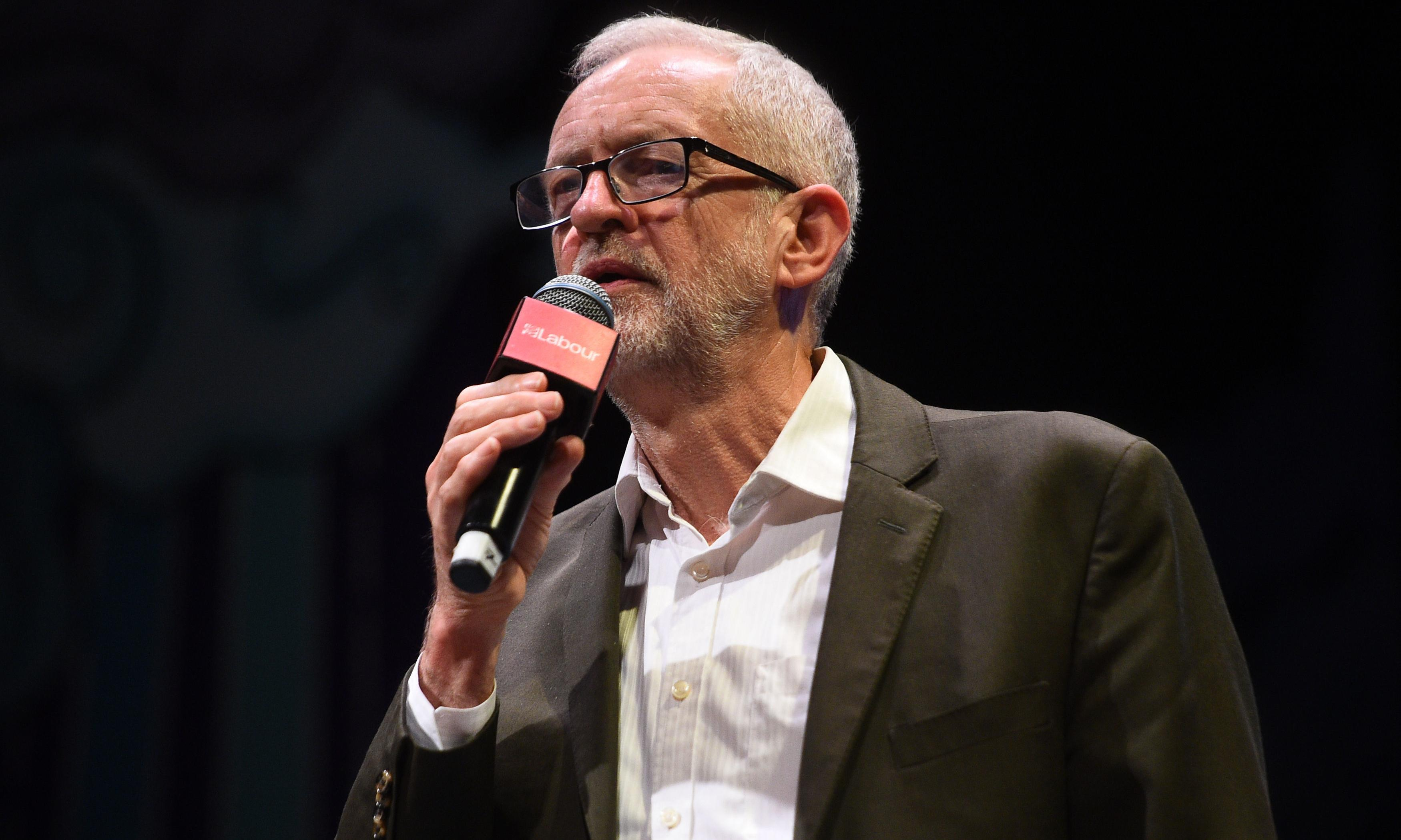 Corbyn: I guarantee libraries will be protected under Labour