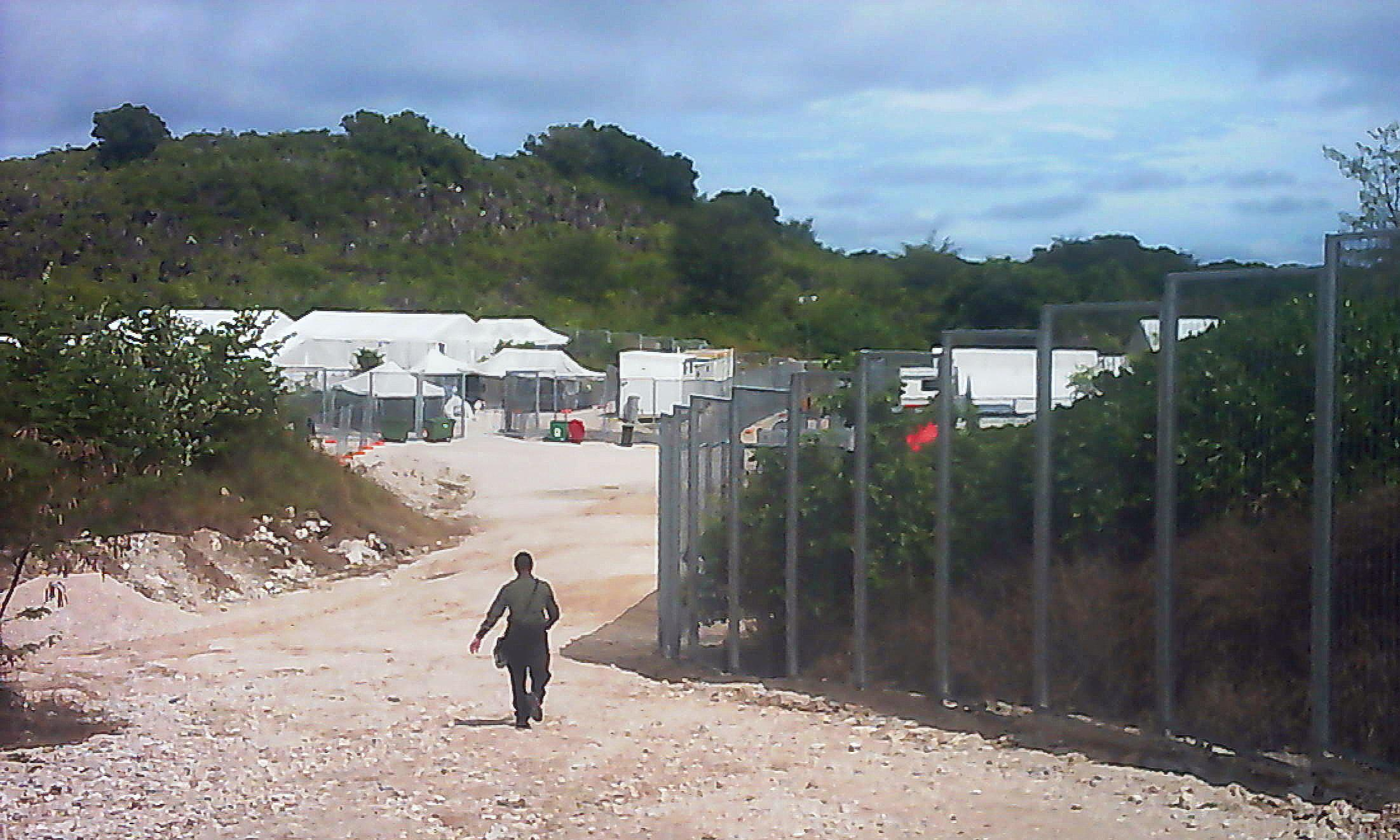 Former teacher sues Nauru detention centre operator for 'devastating' black mould illness