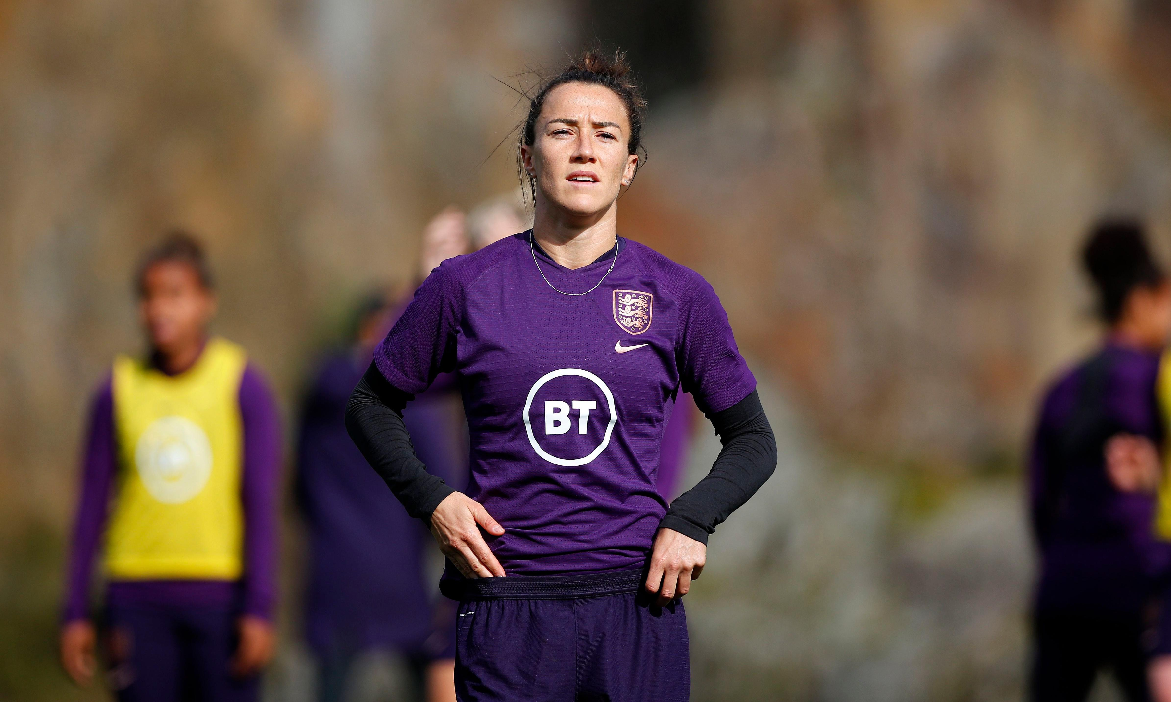Lucy Bronze in spotlight by responding to my challenge, says Phil Neville