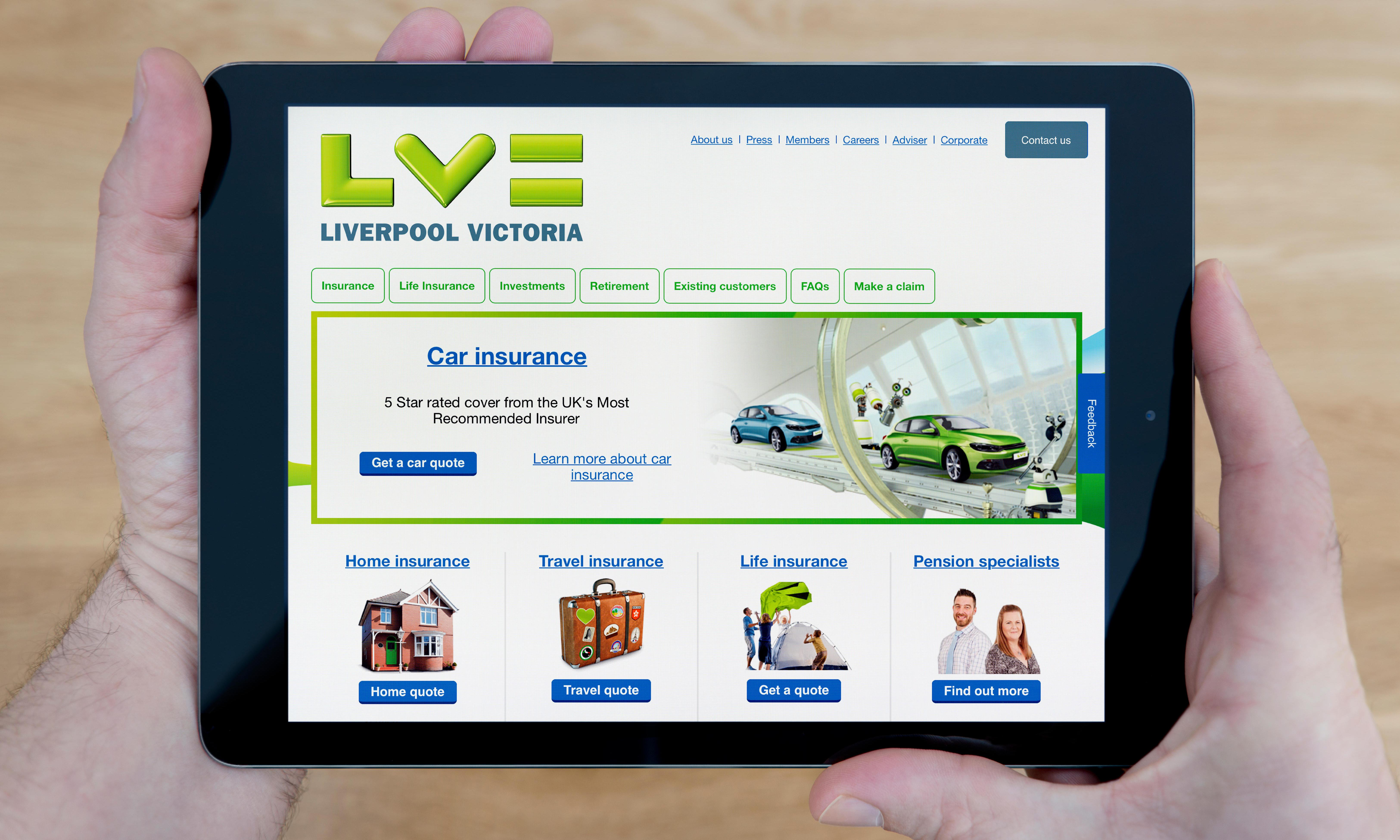 LV= shows the perils of late renewal of your car insurance