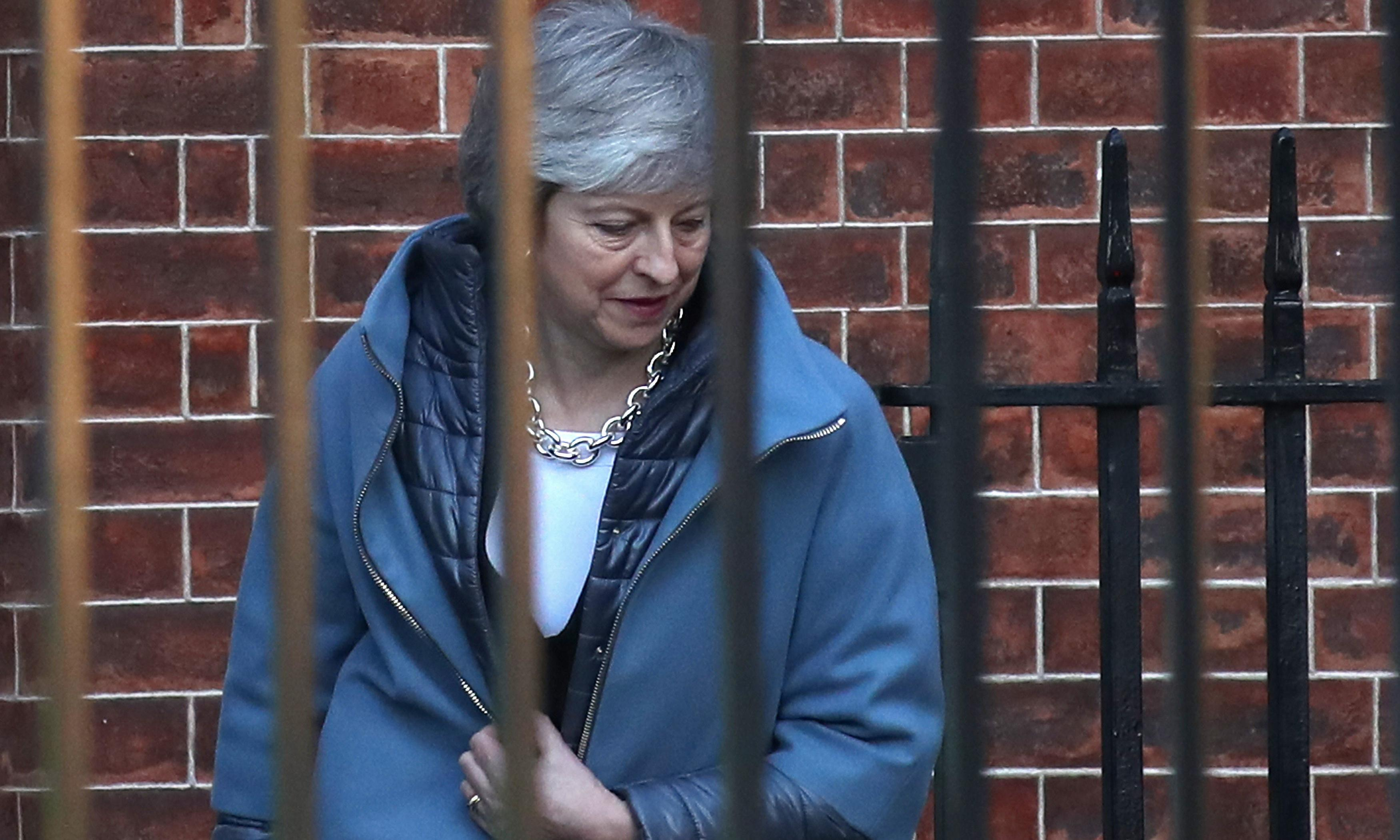 Theresa May to ask for three-month Brexit delay